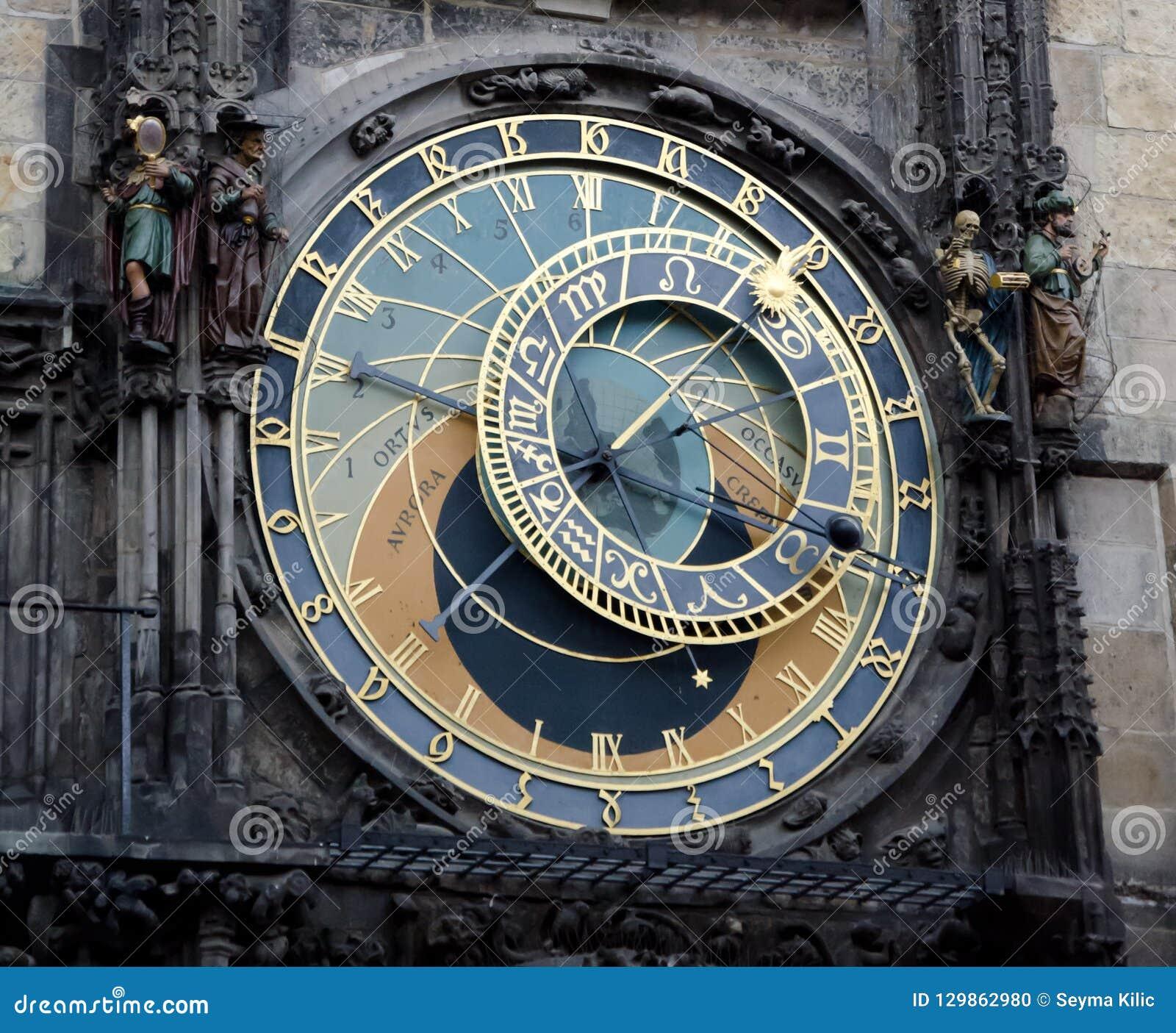 Αστρονομικό ρολόι στο παλαιό Δημαρχείο