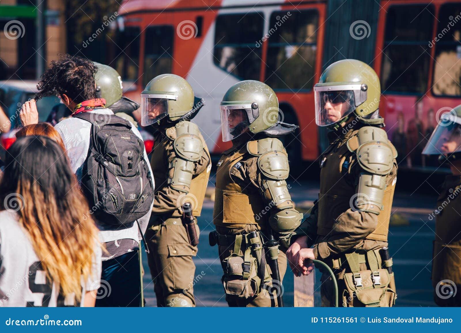 Αστυνομία ταραχής