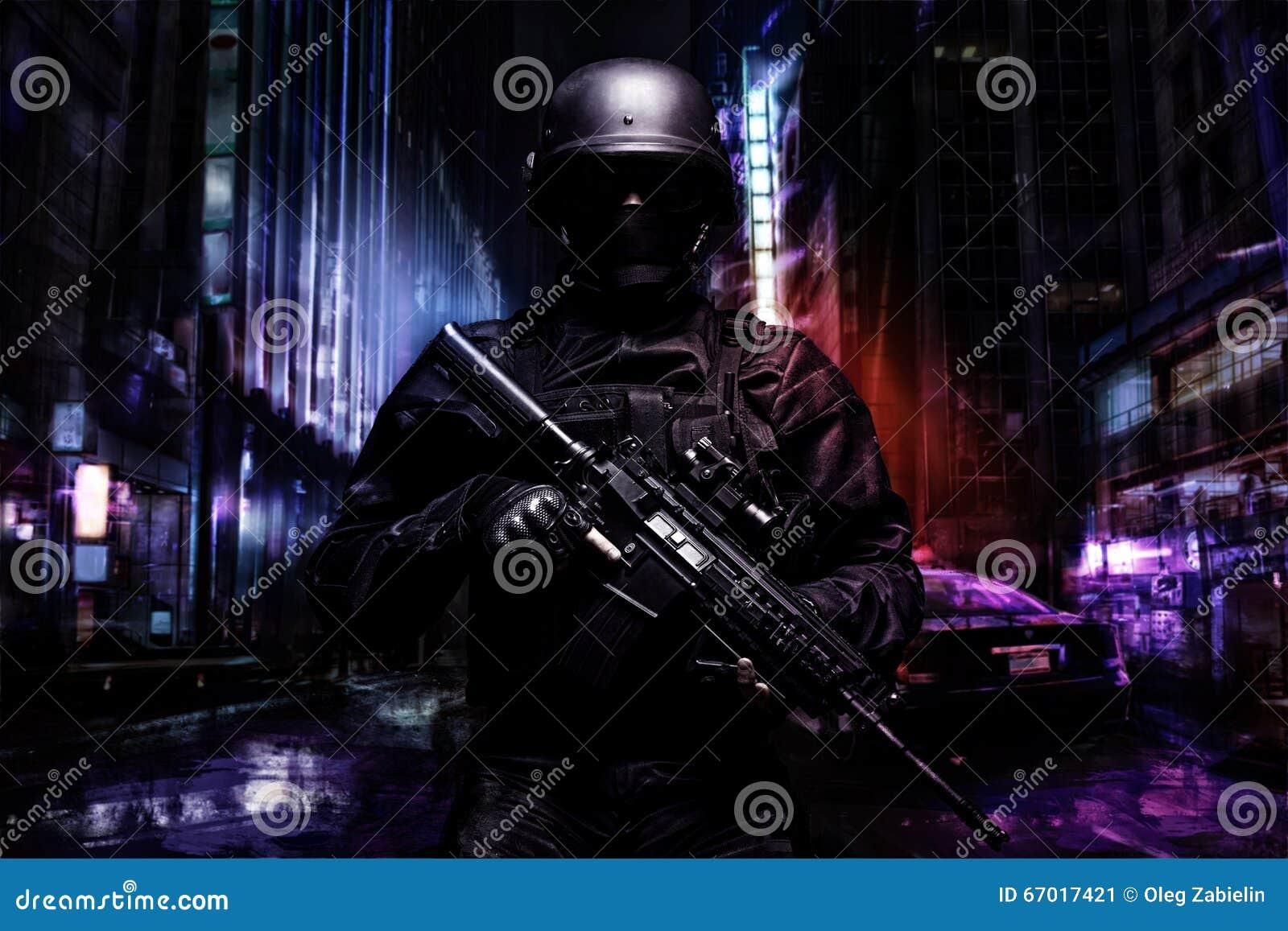 Αστυνομικός προδιαγραφών ops