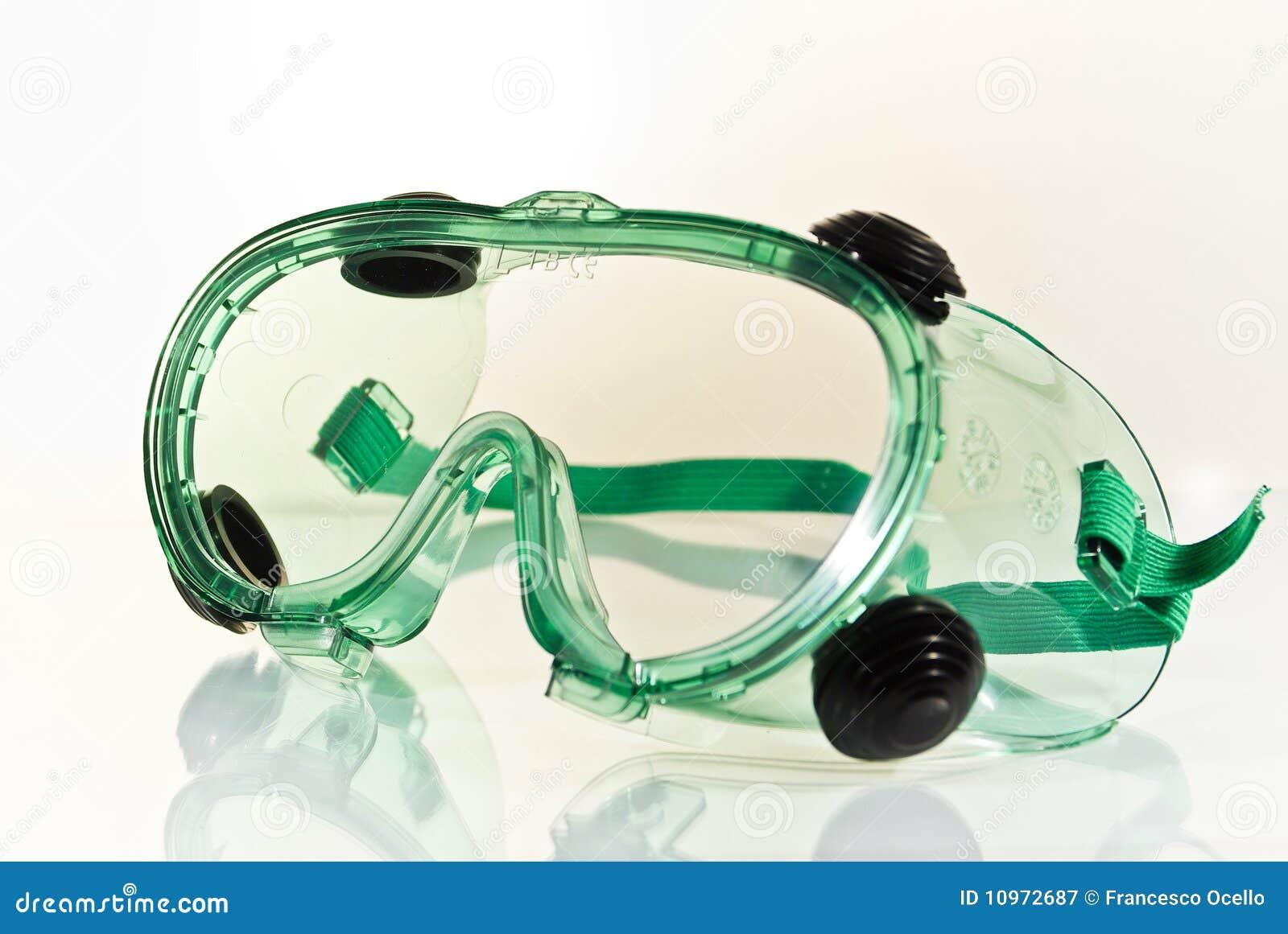 ασφάλεια γυαλιών