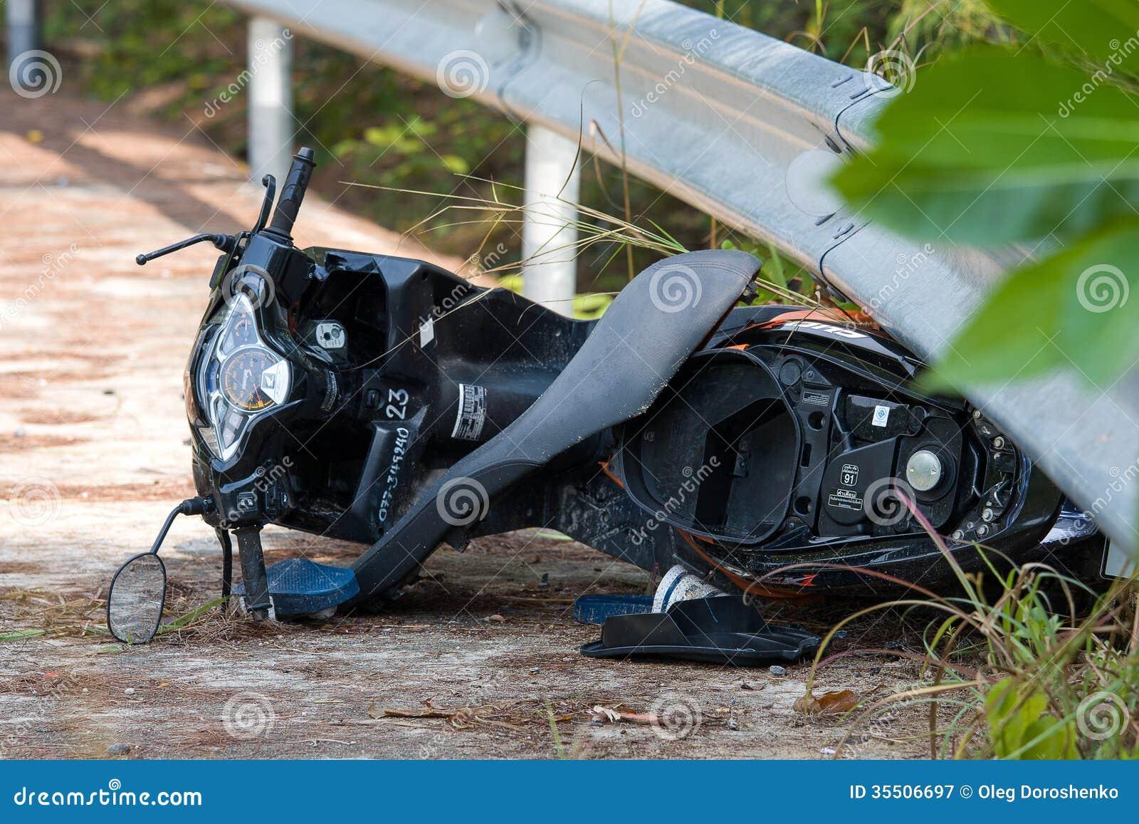 Ατύχημα μοτοσικλετών