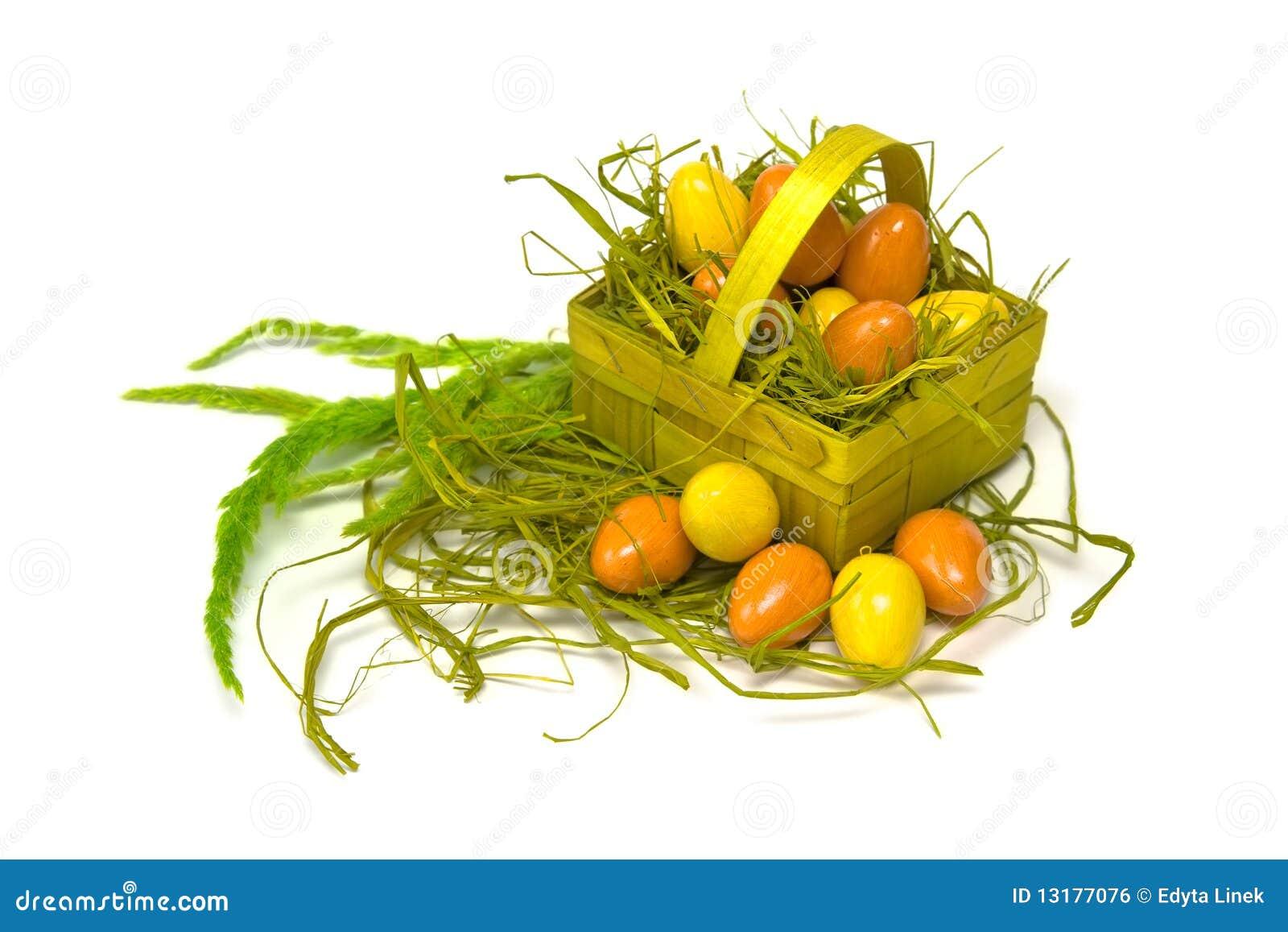 αυγά Πάσχας καλαθιών