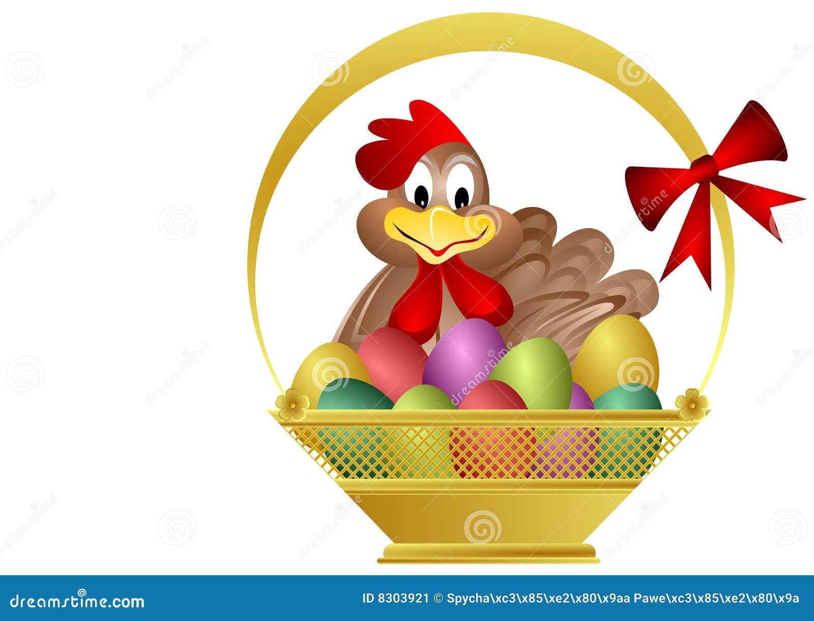 αυγά Πάσχας κοτόπουλου