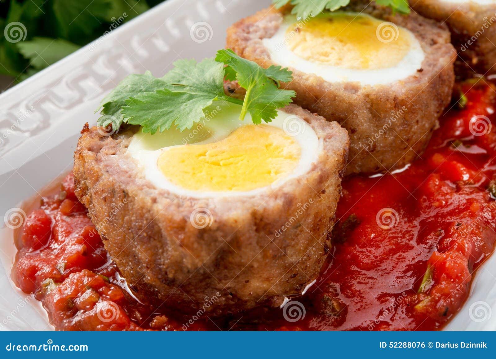 Αυγά στα σκωτσέζικα