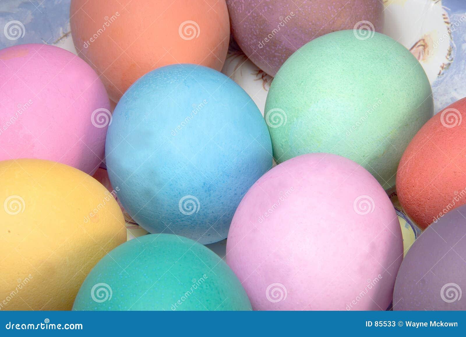 αυγά 1 χρωματισμένα Πάσχας