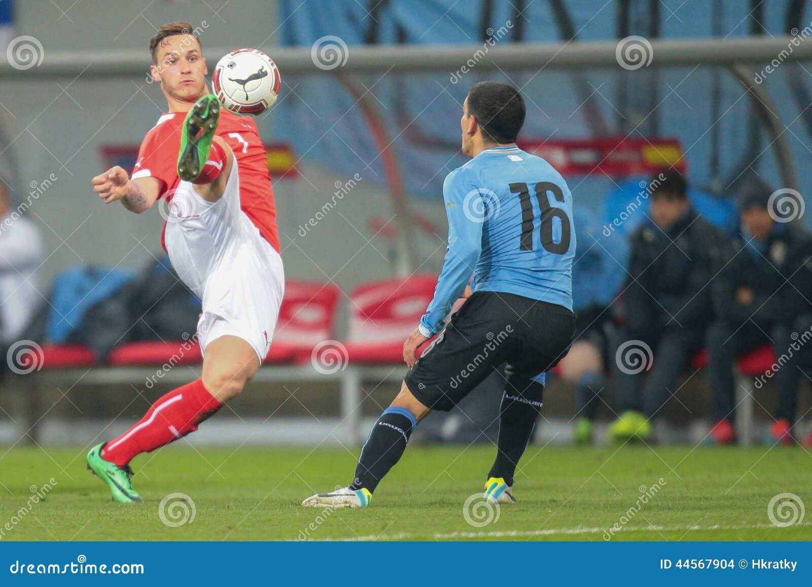 Αυστρία Βέλγιο εναντίον Ουρουγουάη