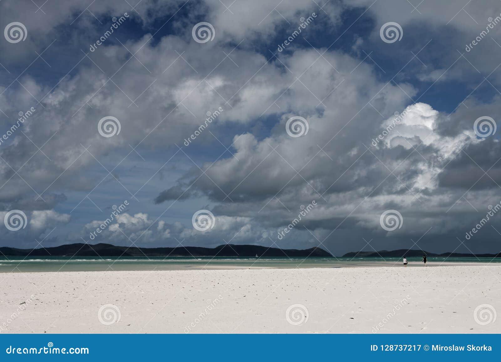 Αυστραλιανή παραλία σε Whitsundays 4