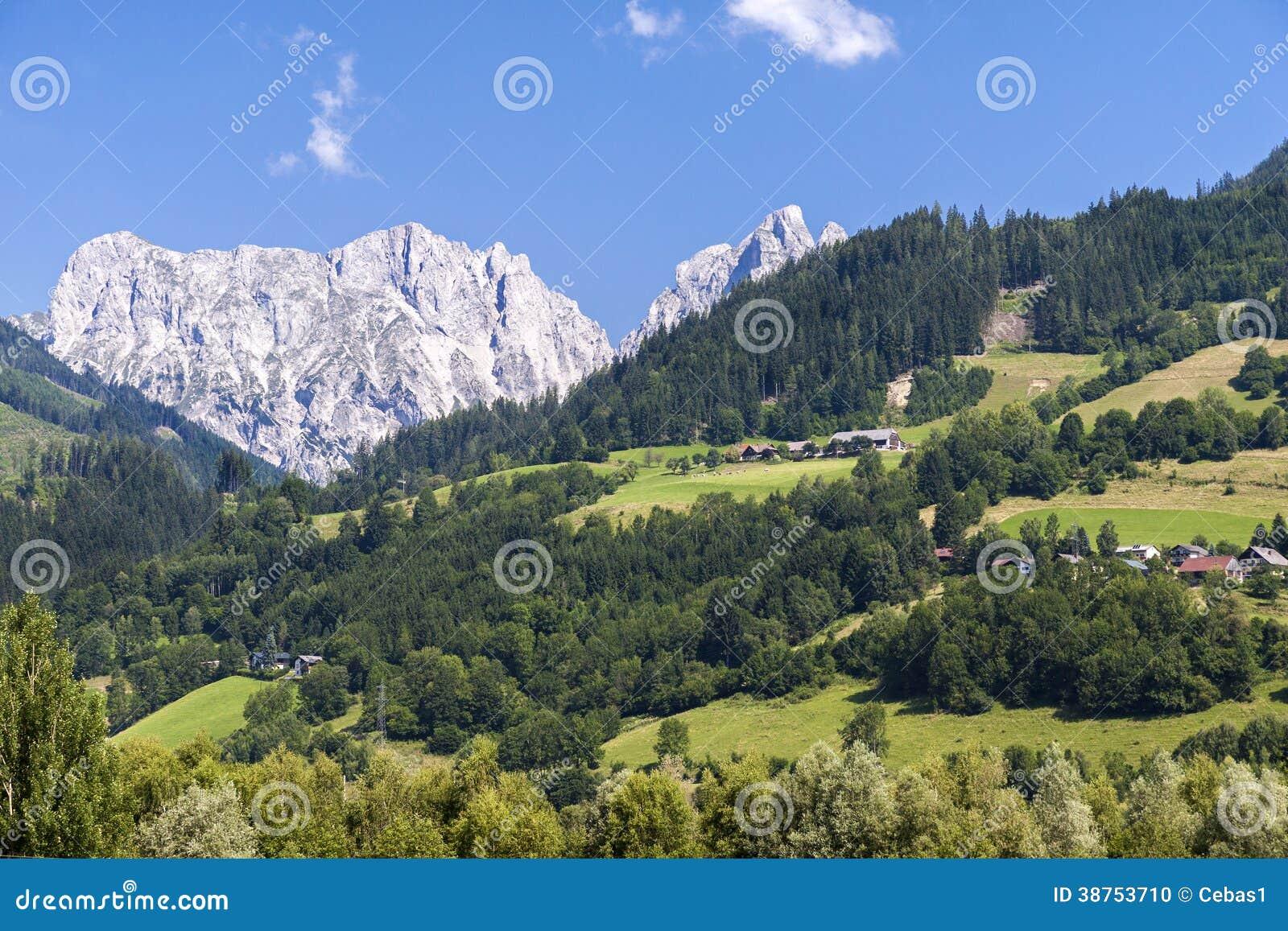 Αυστριακό τοπίο