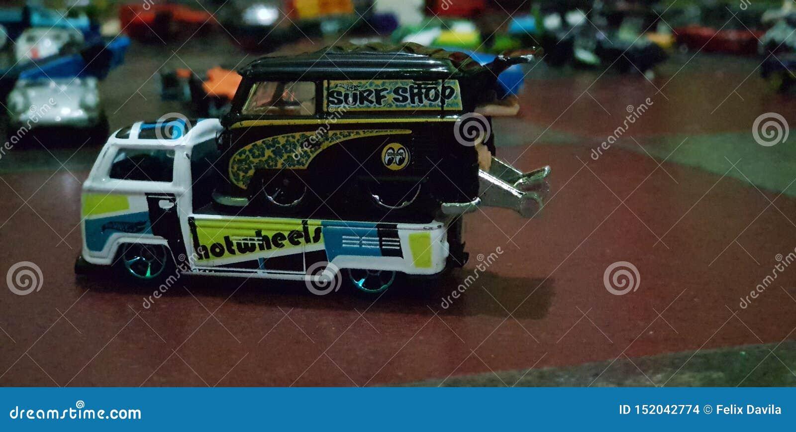 Αυτοκίνητα Casted