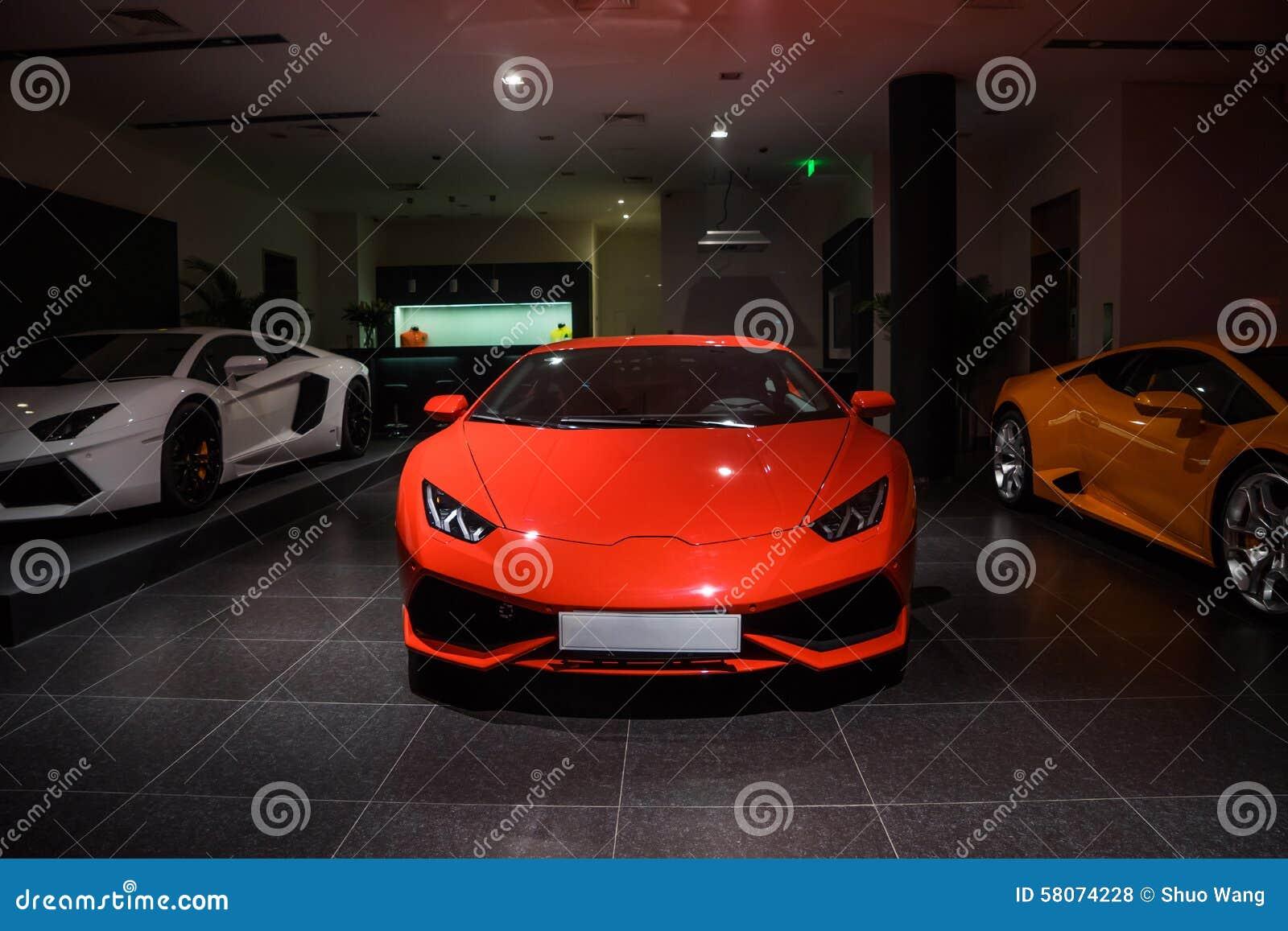 Αυτοκίνητα Lamborghini για την πώληση