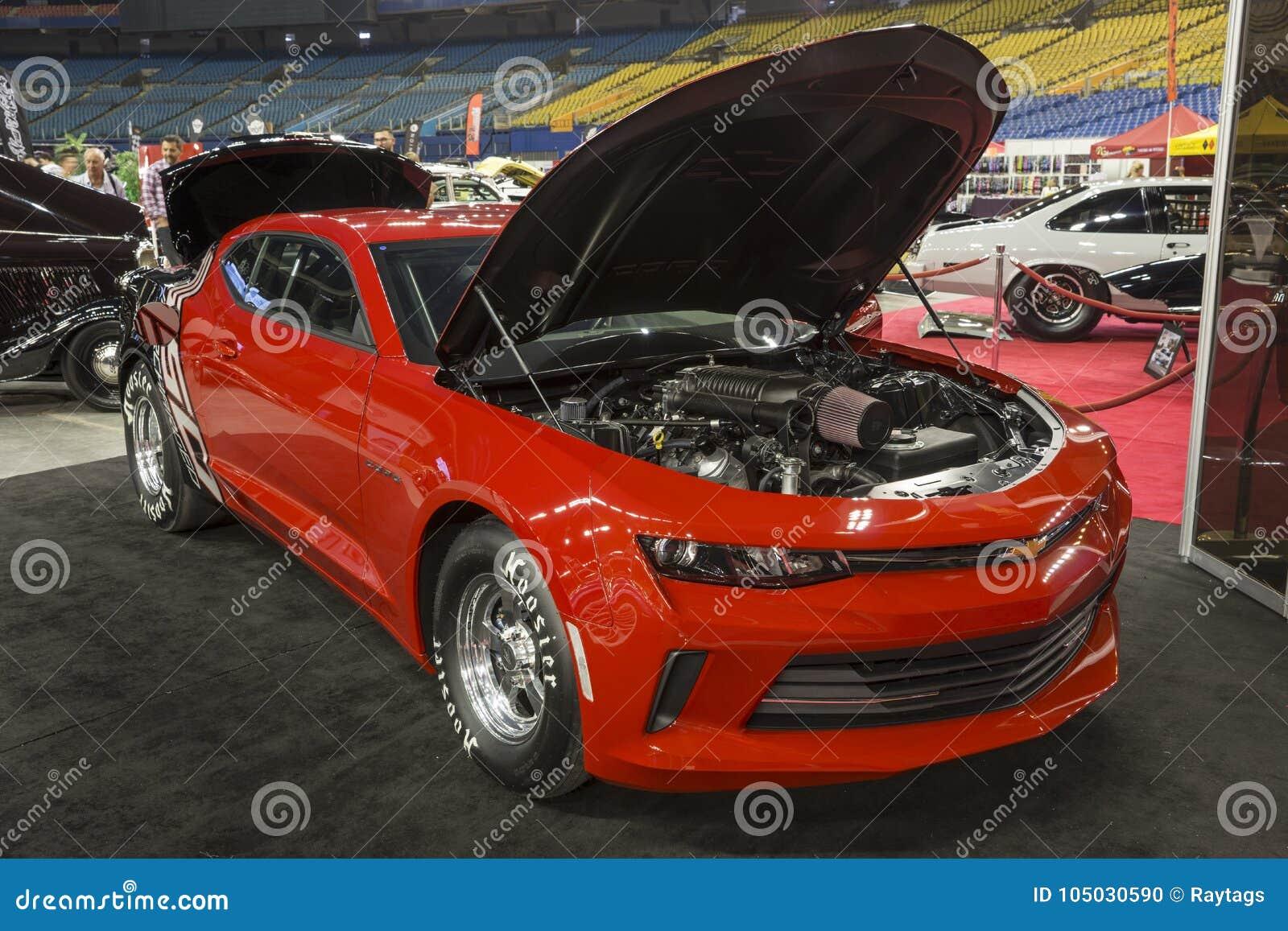 Αυτοκίνητο έλξης copo Camaro