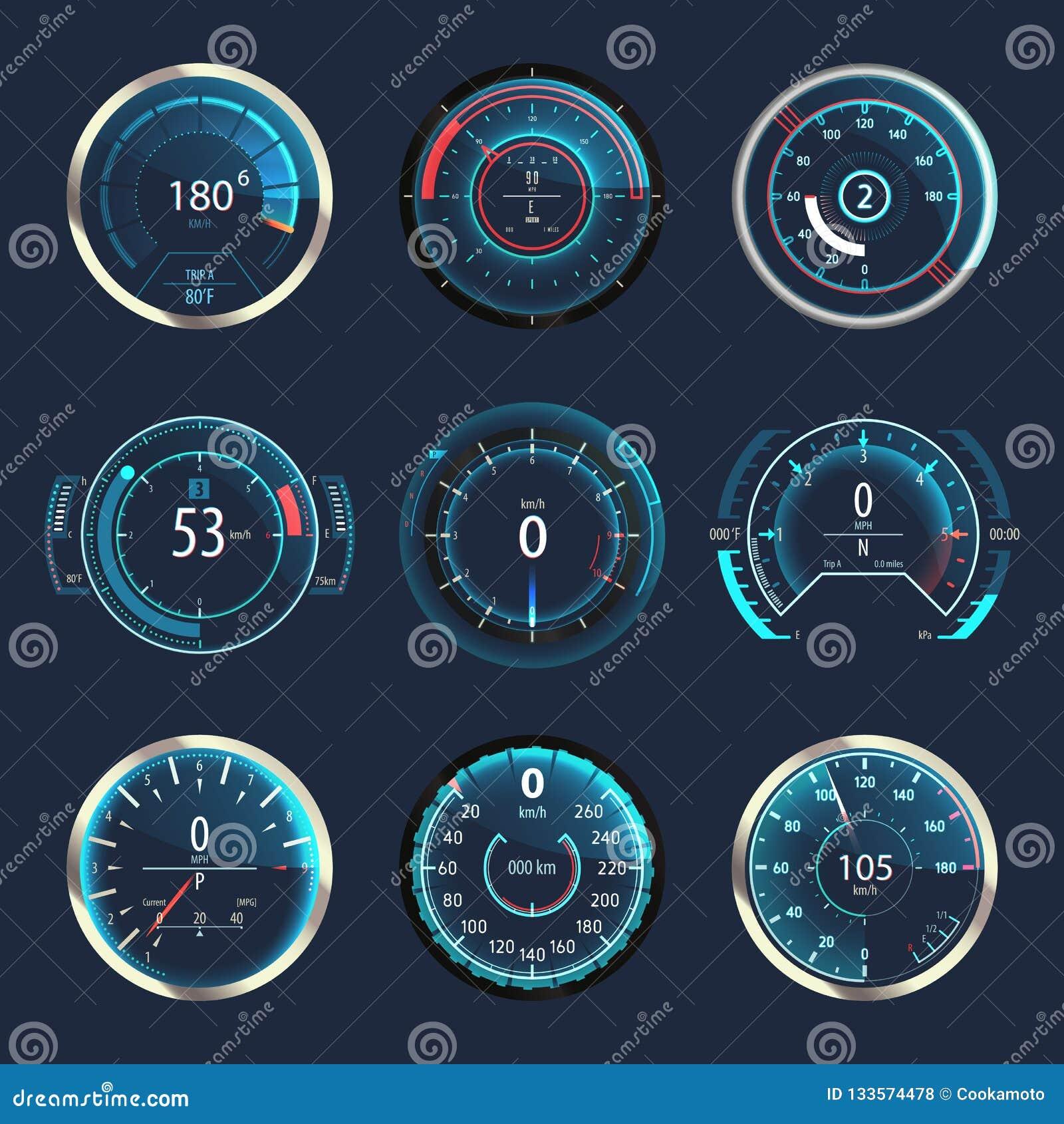 Αυτοκίνητο ή αυτοκινητικό ταχύμετρο ή οδόμετρο