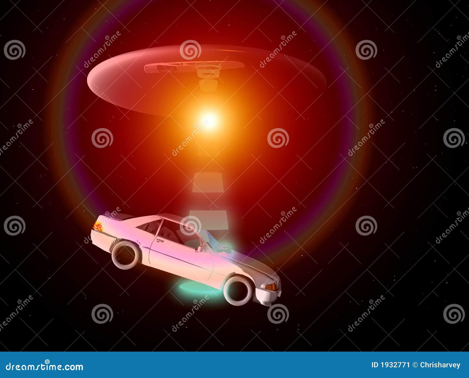 Αυτοκίνητο και UFO 67