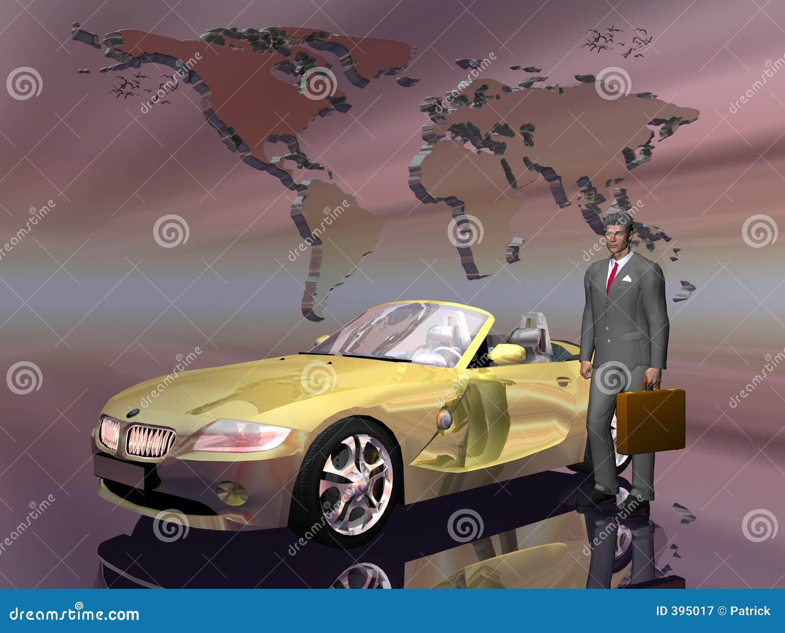 αυτοκίνητο ο πωλητής το&ups