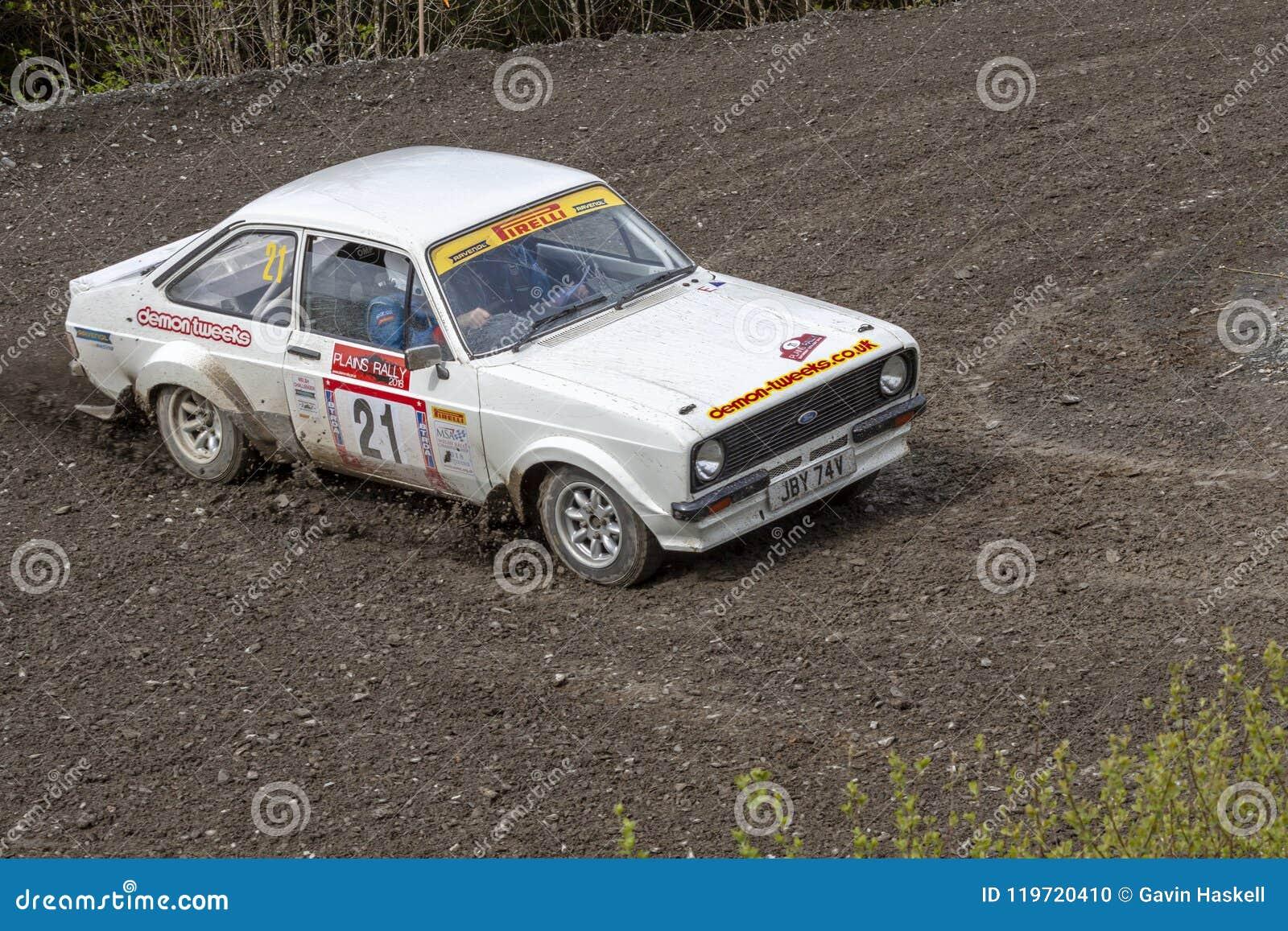 Αυτοκίνητο συνάθροισης συνοδειών της Ford Mkii