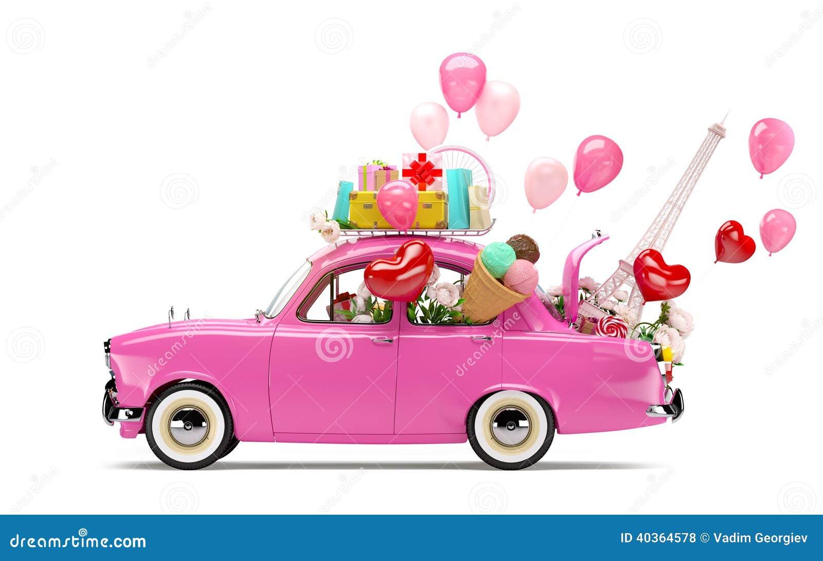 Αυτοκίνητο της αγάπης