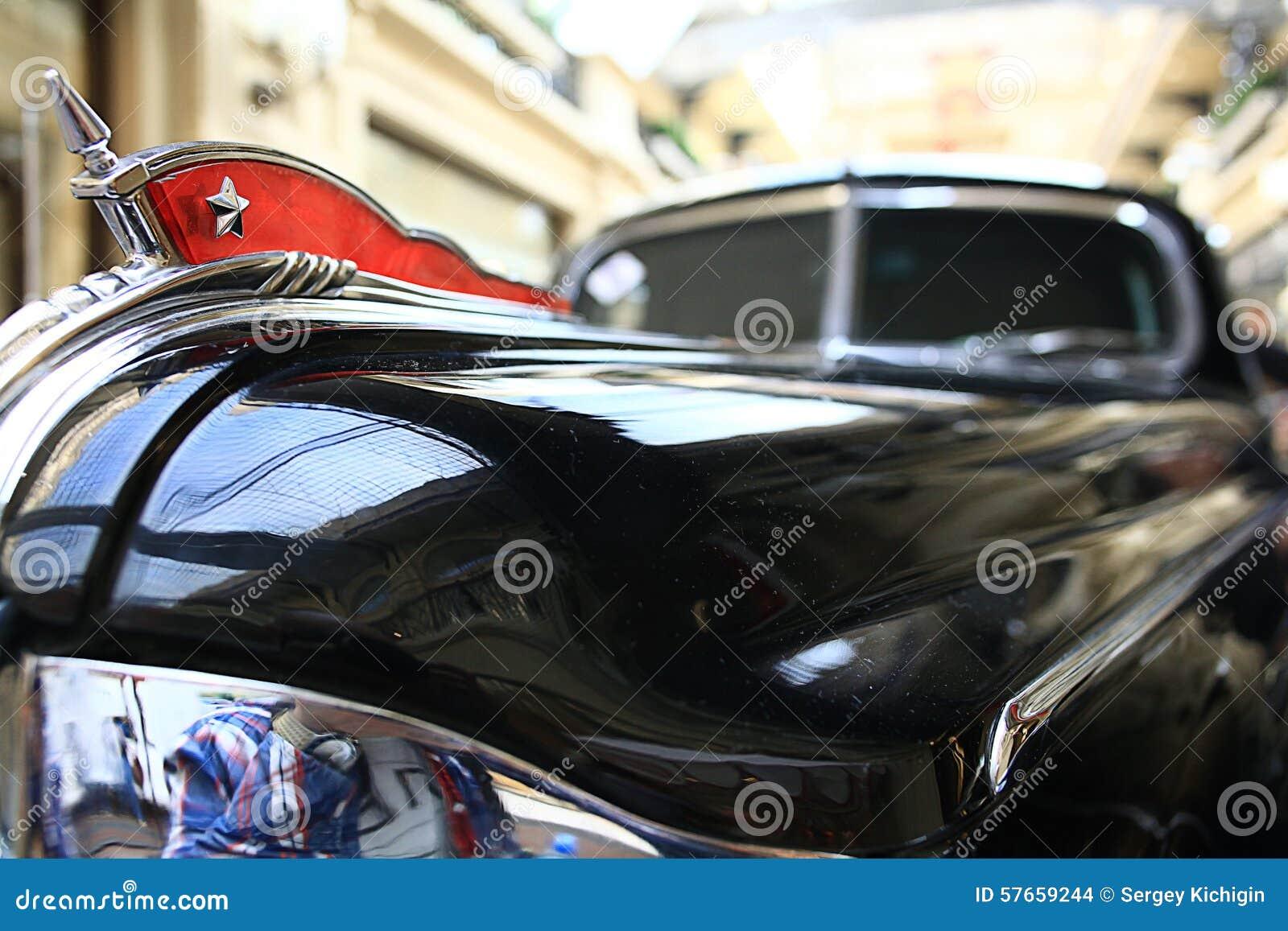 αυτοκινητικός τρύγος σεπιών αυτοκινήτων αναδρομικός