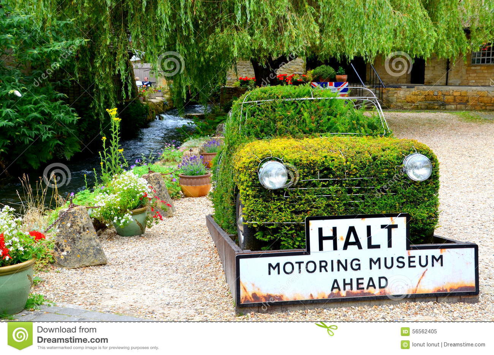 Download Αυτοκινητιστικό μουσείο στάσης Εκδοτική εικόνα - εικόνα από κοιλάδα, στάση: 56562405
