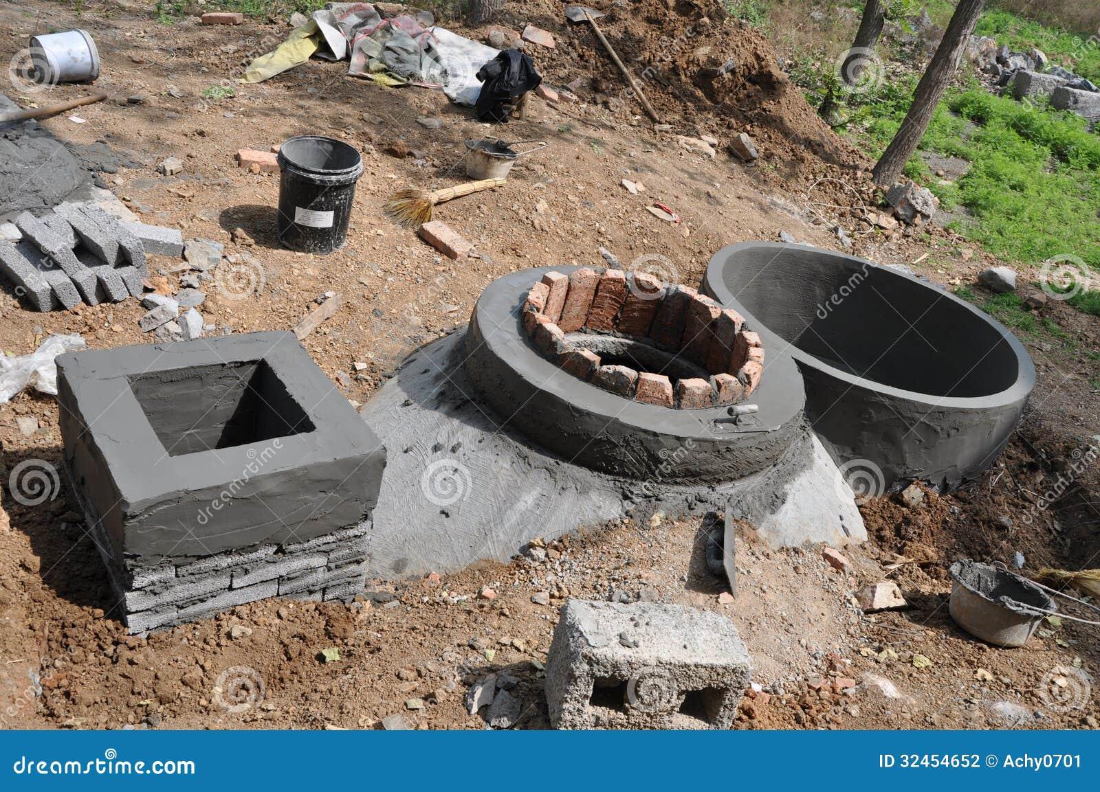 Αυτόκαυστο οικιακών βιοαερίων