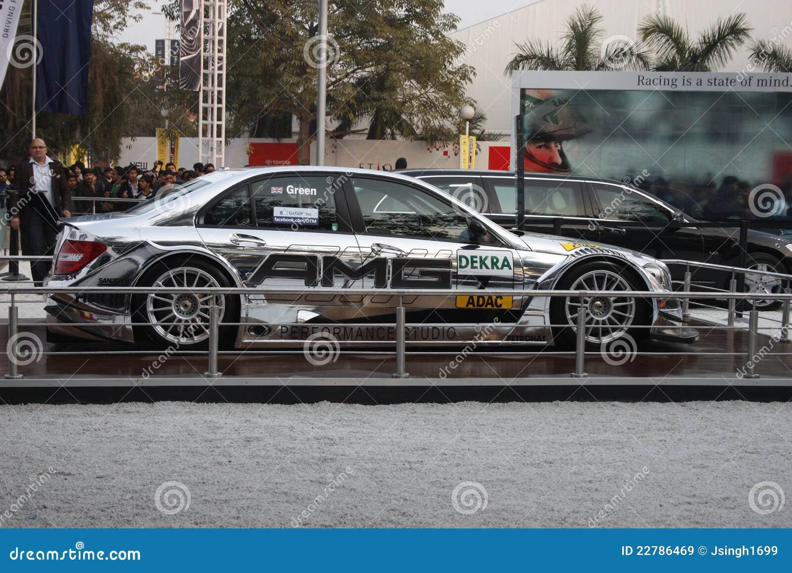 αυτόματη παρουσίαση EXPO Mercedes amg του 2012