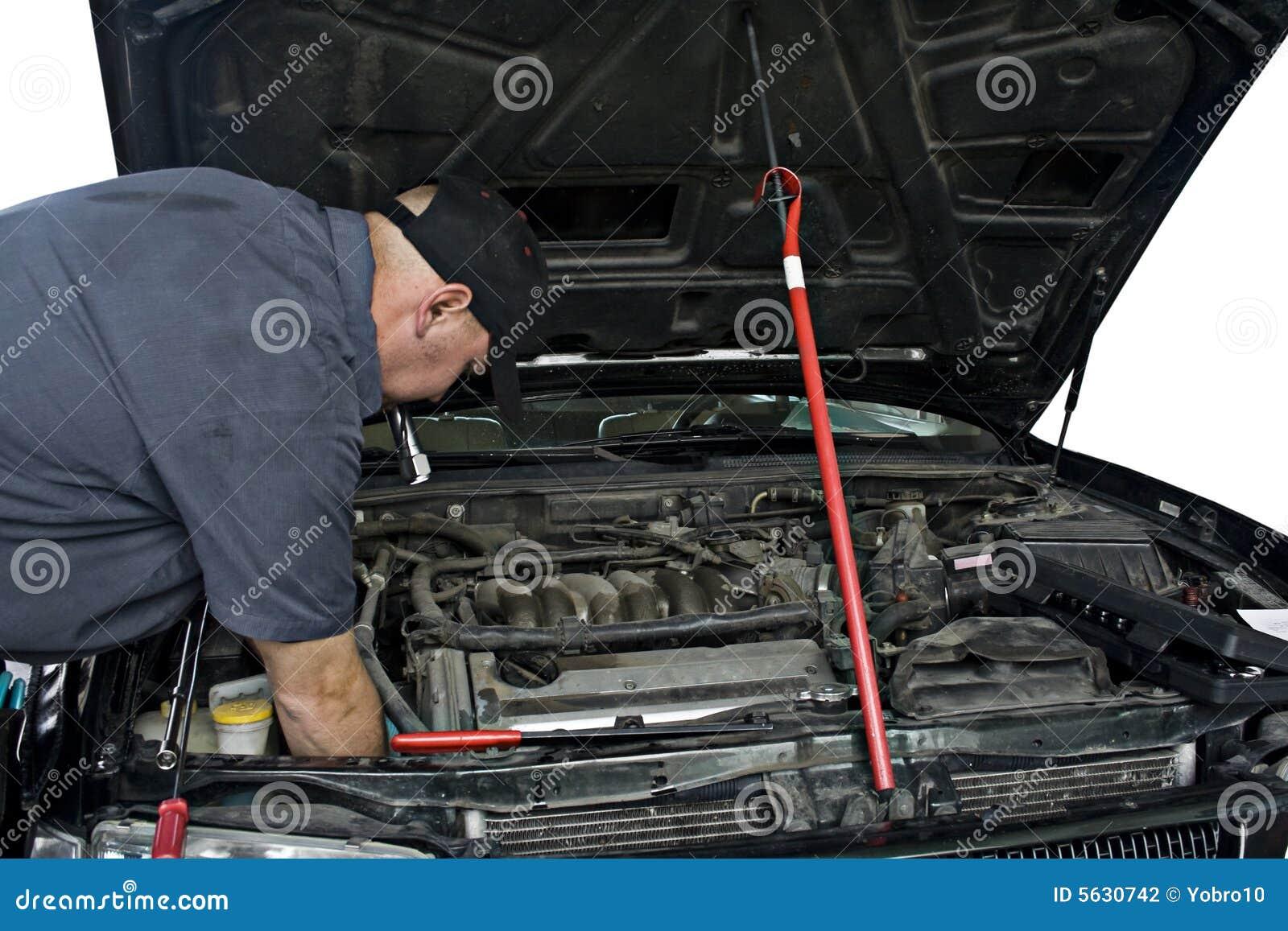 αυτόματος μηχανικός