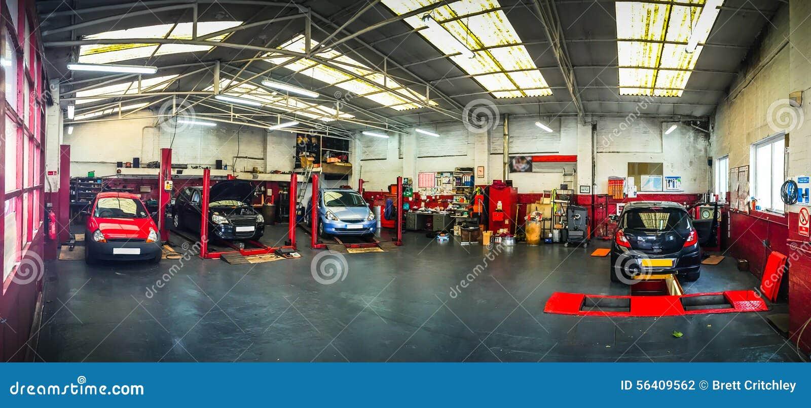 Αυτόματο κατάστημα επισκευής αυτοκινήτων