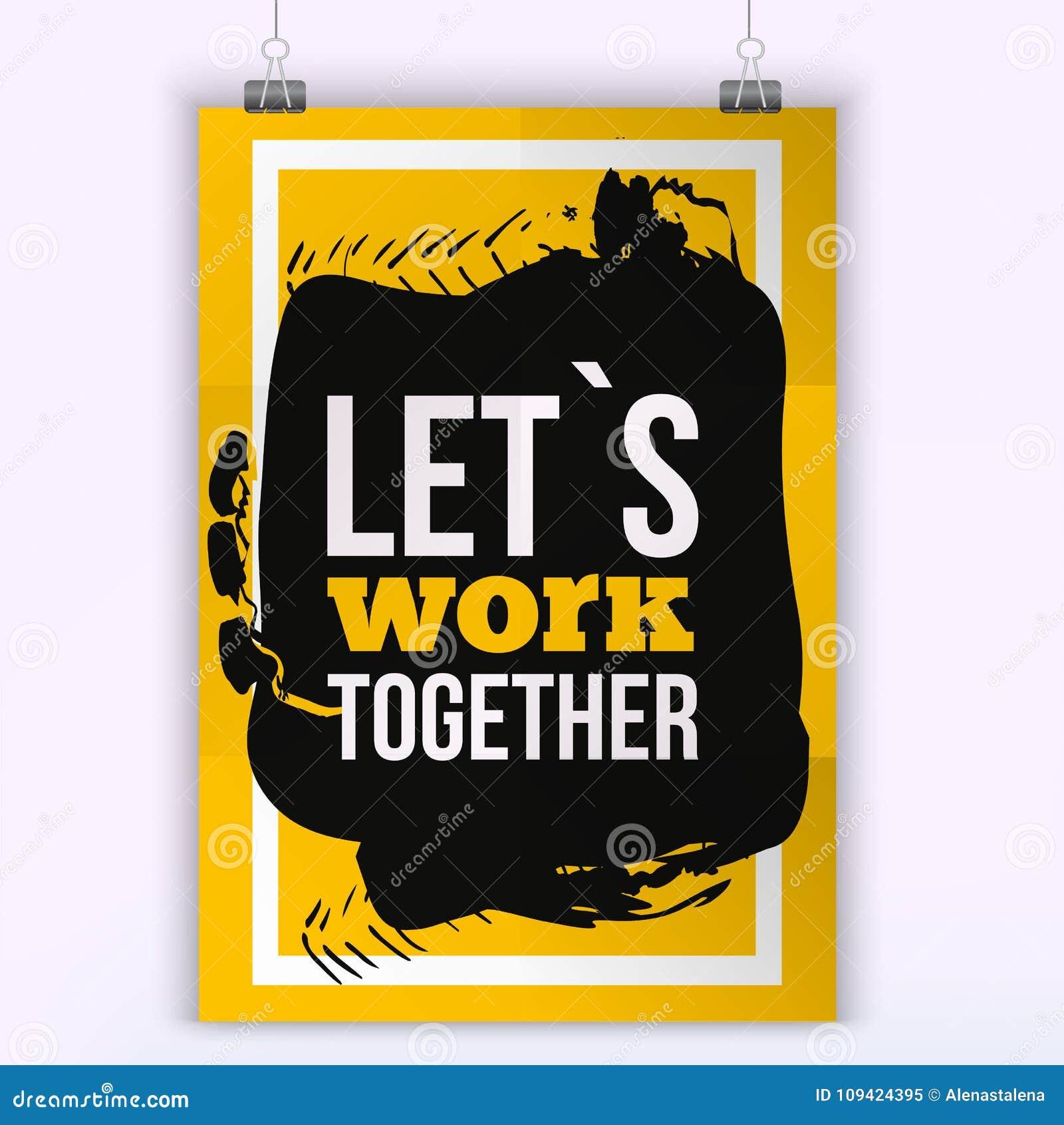 cf8c3dcce4ee Διανυσματική αφίσα με τα στοιχεία ντεκόρ φράσης Κάρτα τυπογραφίας