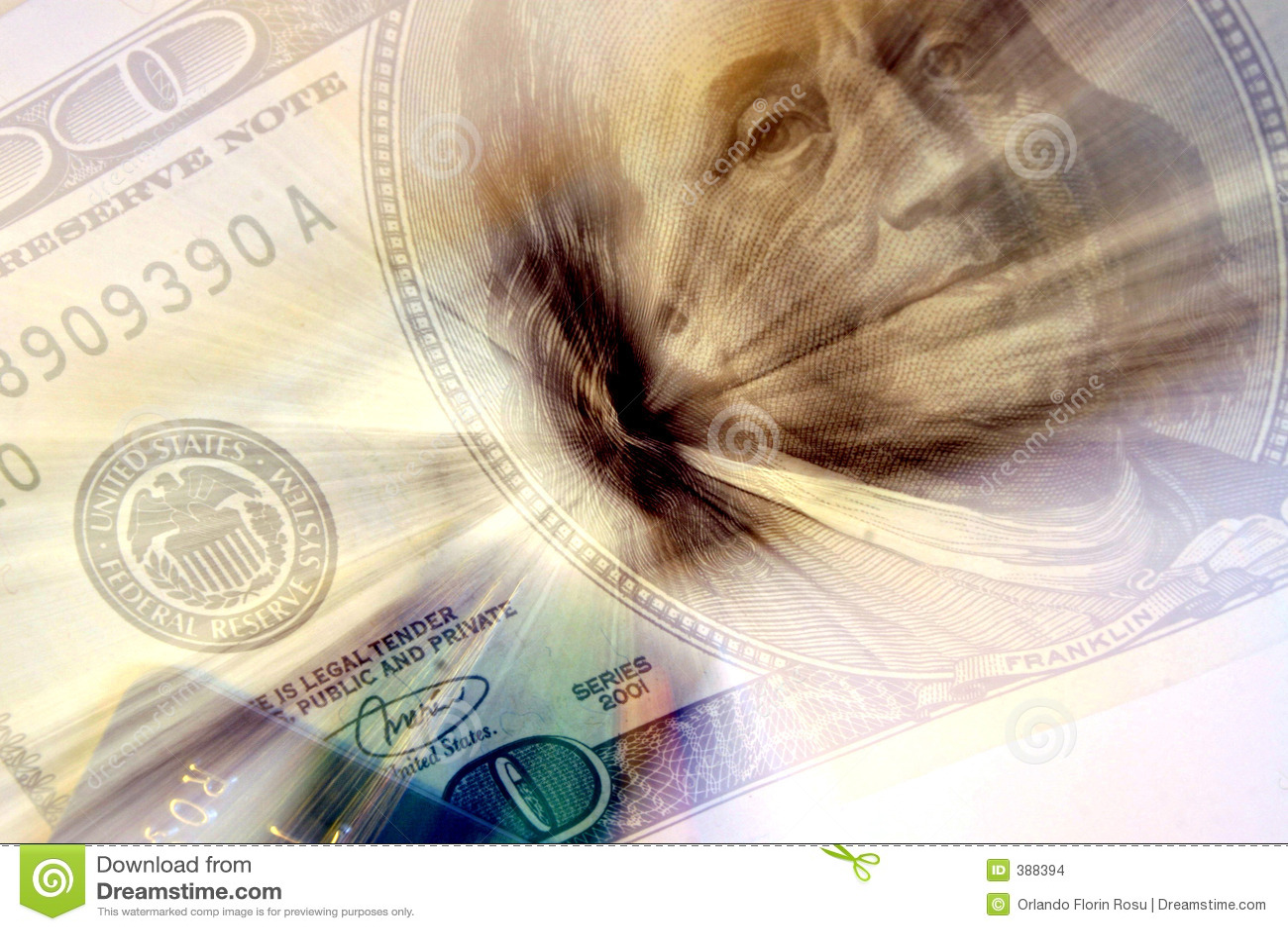 αφηρημένα δολάρια