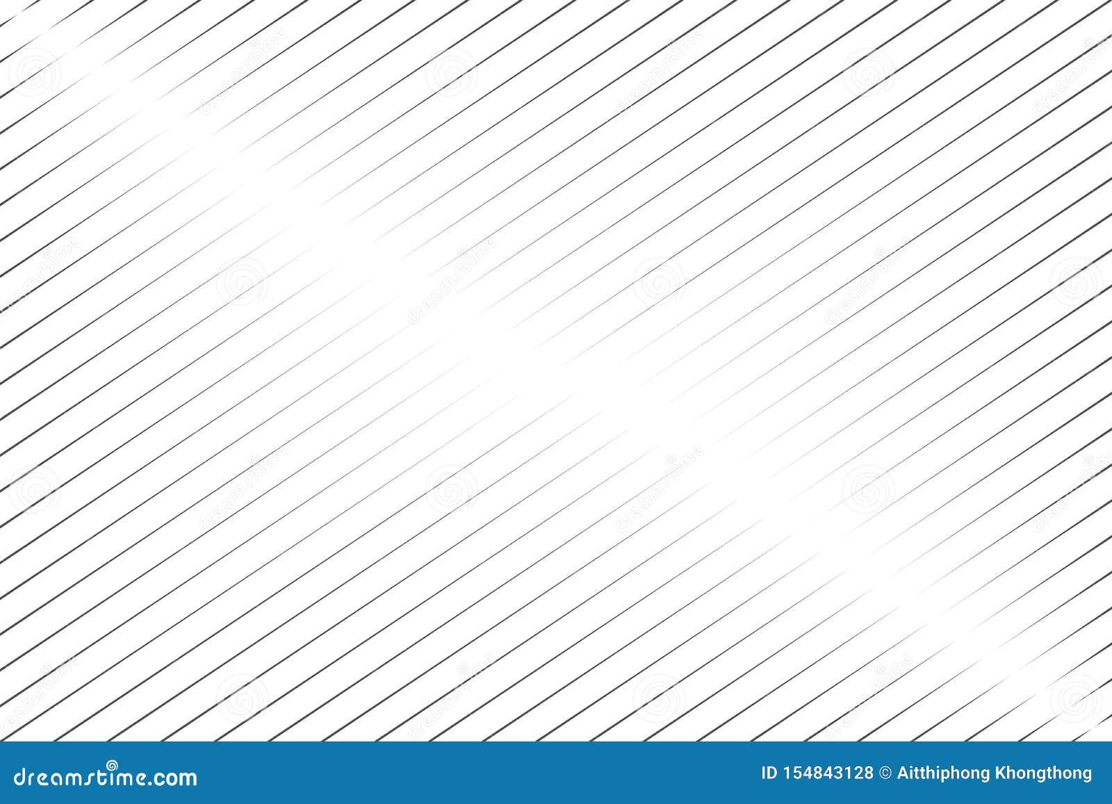 Αφηρημένες μαύρες πλάγιες γραμμές στην άσπρη διανυσματική απεικόνιση υποβάθρου
