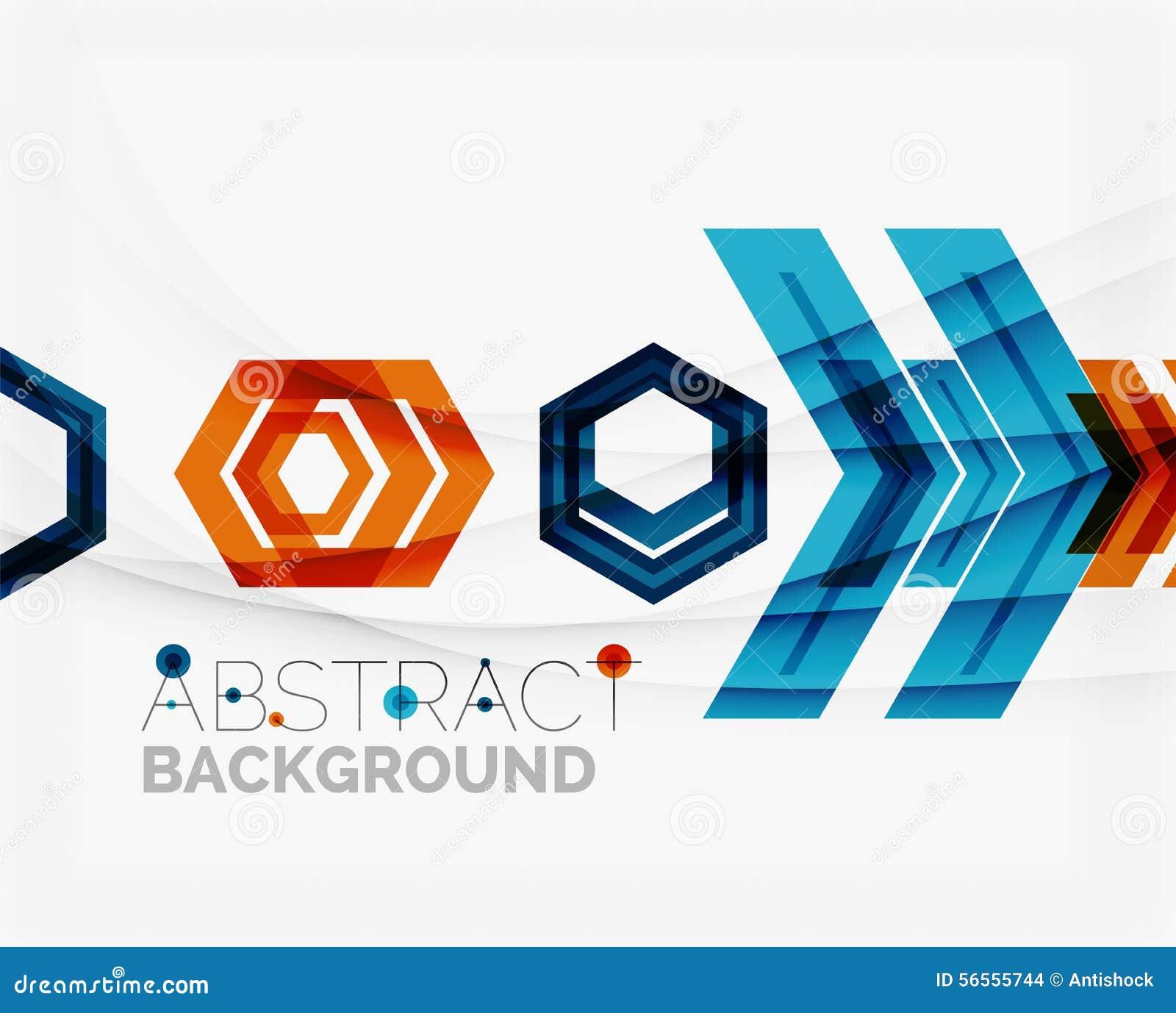 Download αφηρημένη ανασκόπηση γεωμ&epsil Σχέδιο βελών Διανυσματική απεικόνιση - εικονογραφία από ανασκόπησης, κίνηση: 56555744