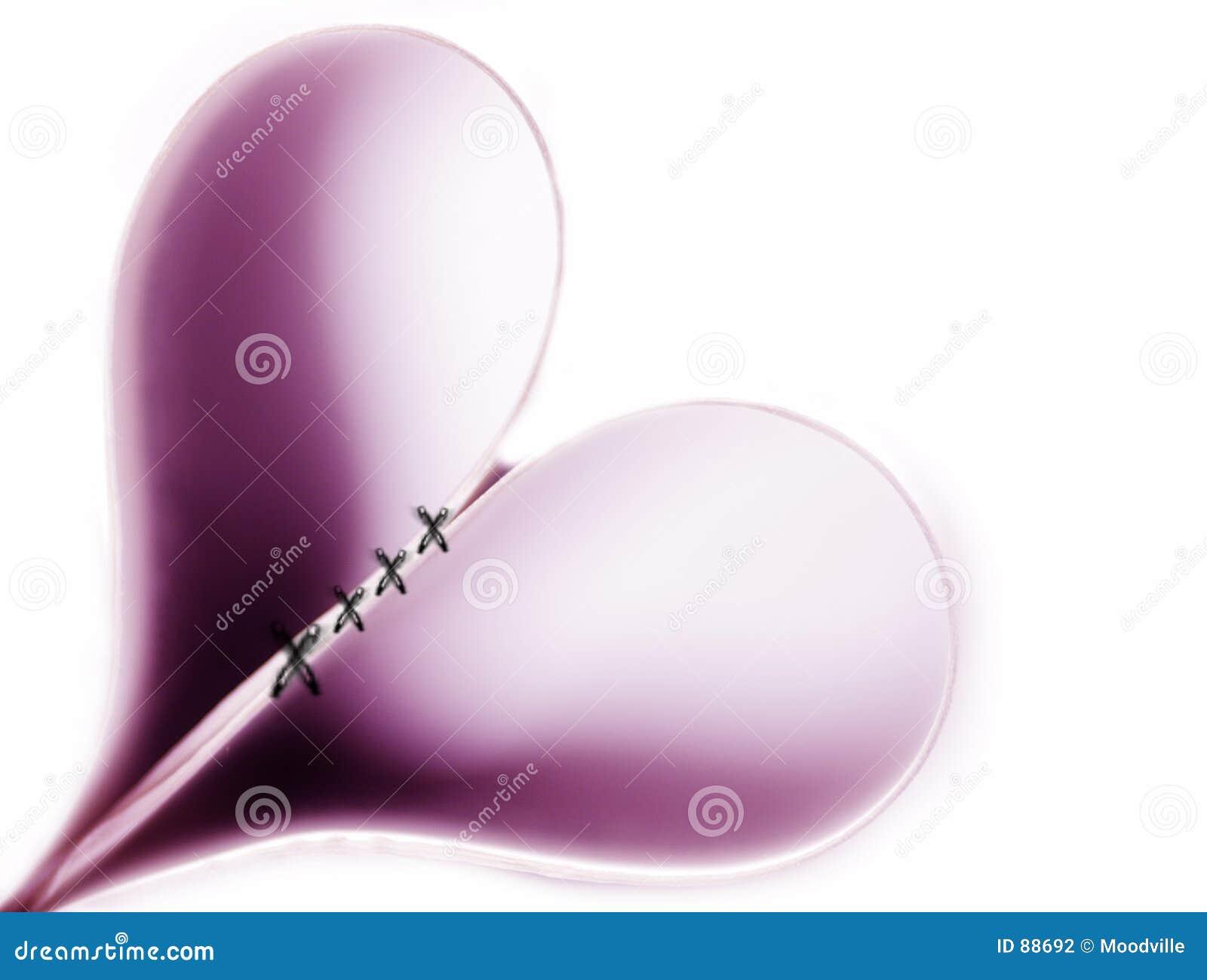 αφηρημένη καρδιά