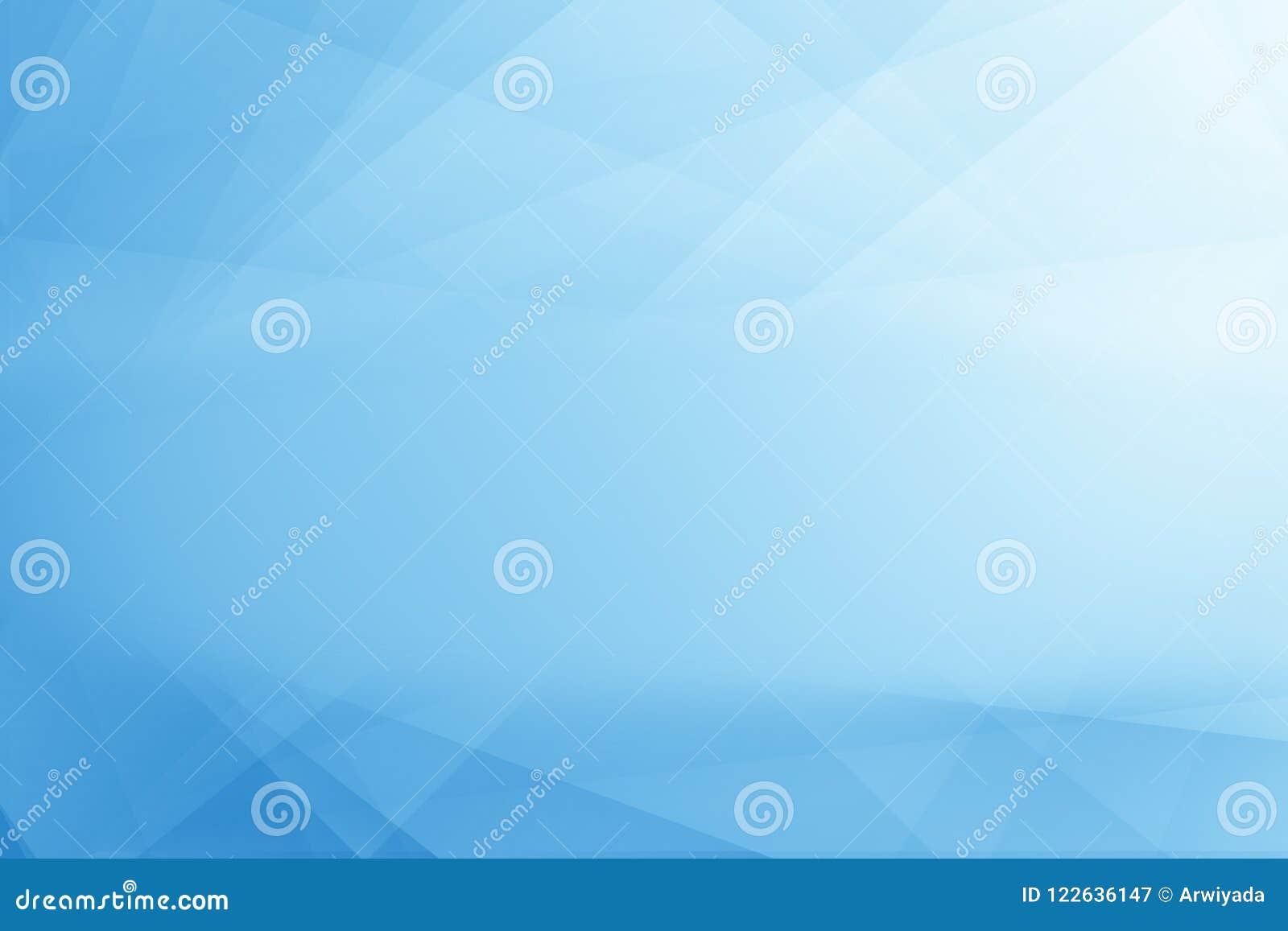 Αφηρημένη σκίαση τεχνών γραμμών γεωμετρίας και ελαφρύ blu χρώματος κλίσης