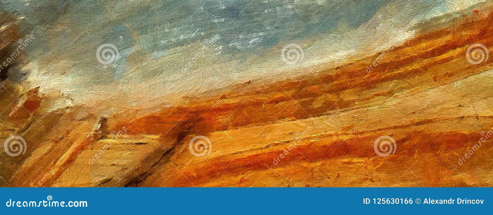 Αφηρημένη τέχνη σύστασης εντύπωσης Καλλιτεχνικό φωτεινό bacground απόθεμα Έργο τέχνης ελαιογραφίας Σύγχρονη γραφική ταπετσαρία ύφ