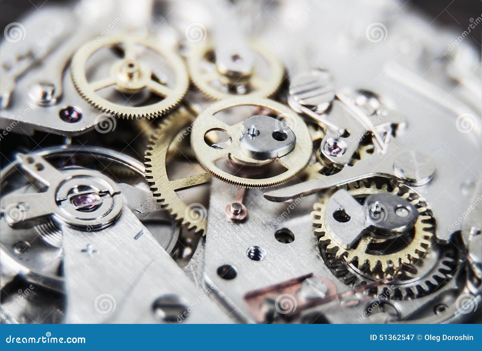 αφηρημένος μηχανισμός σύνθεσης ρολογιών ανασκόπησης