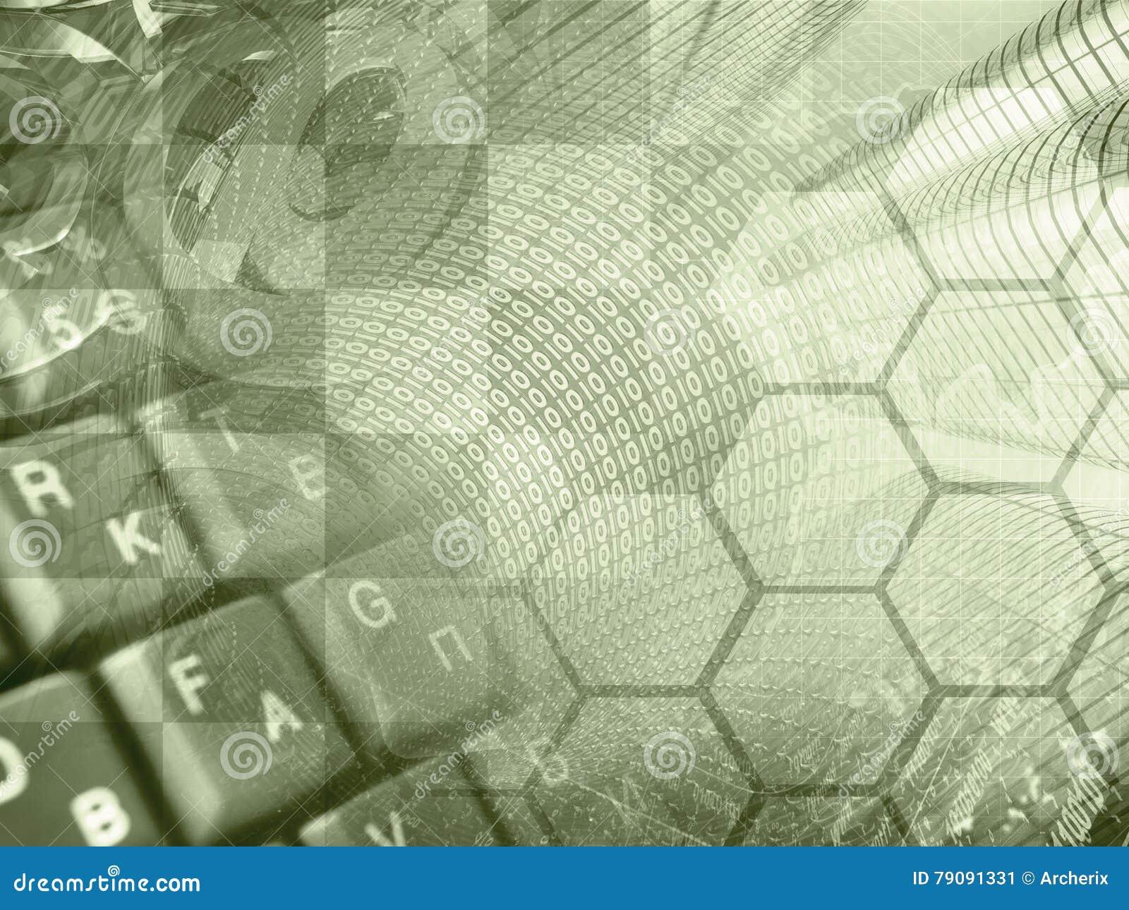 αφηρημένος υπολογιστής σύνθεσης ανασκόπησης εννοιολογικός