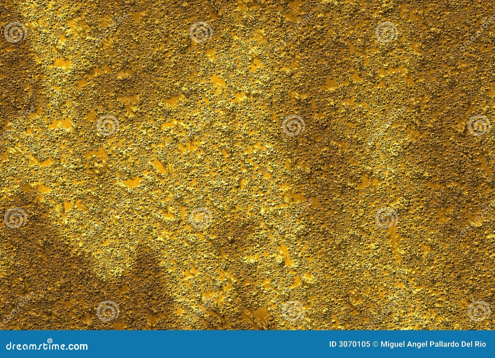 αφηρημένος χρυσός σύνθεσης