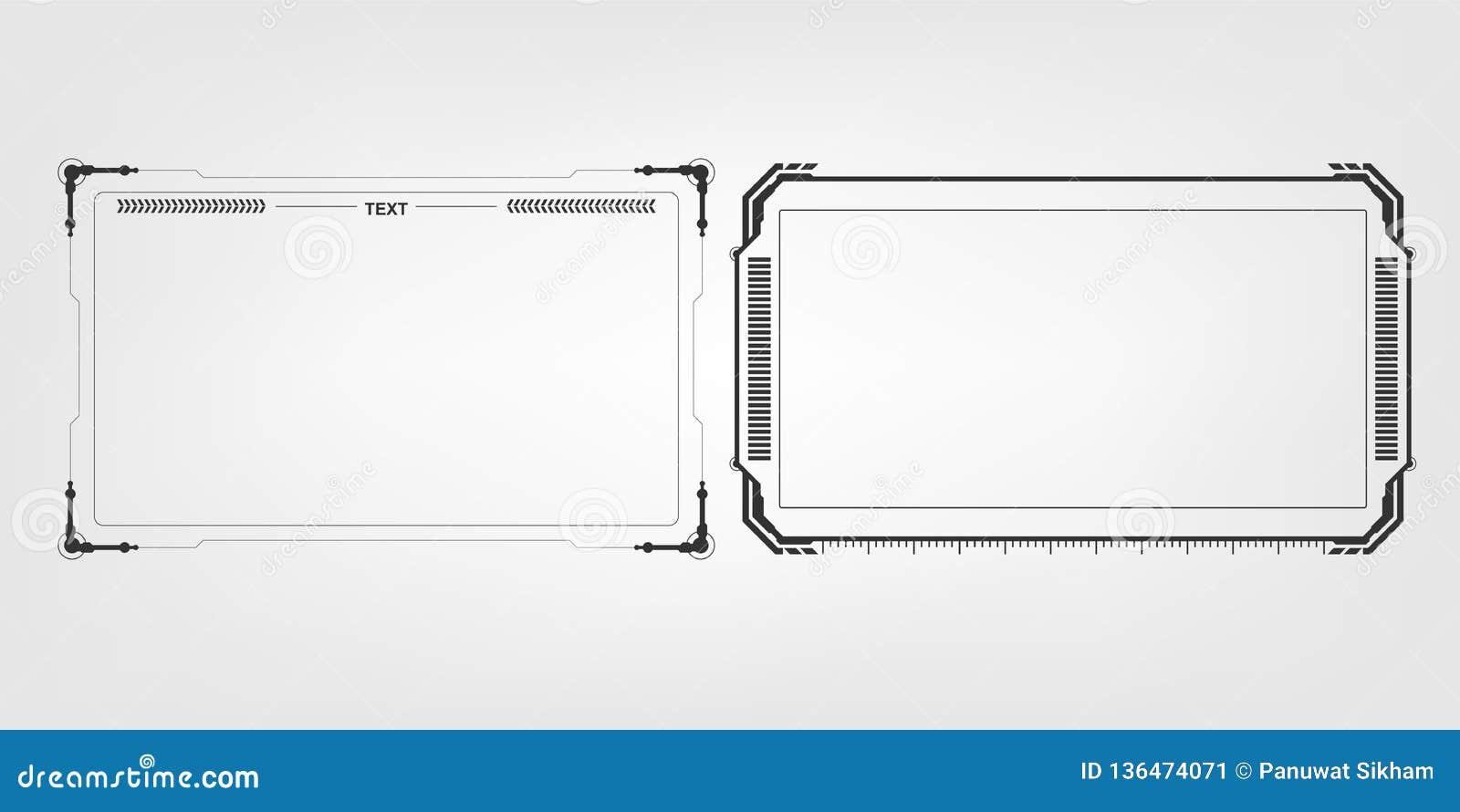 Αφηρημένο γεια υπόβαθρο σχεδιαγράμματος σχεδίου προτύπων τεχνολογίας φουτουριστικό