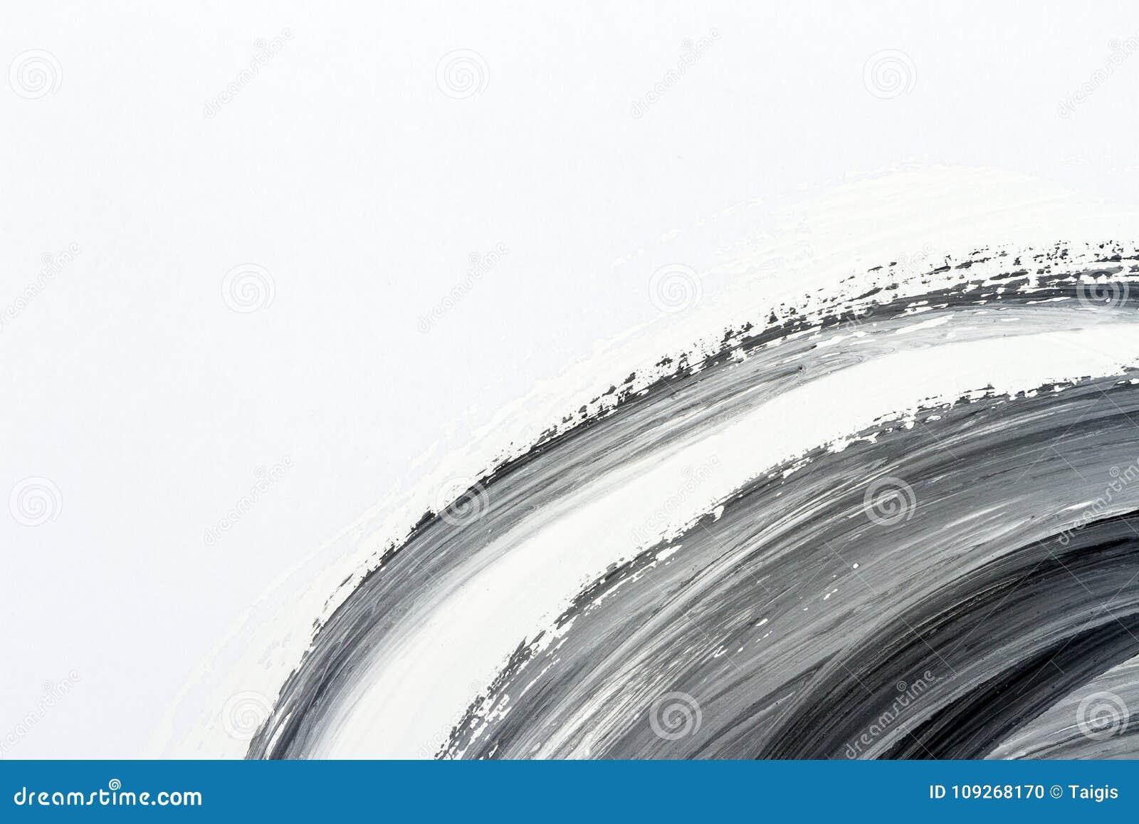 Αφηρημένο γραπτό χρωματισμένο χέρι υπόβαθρο