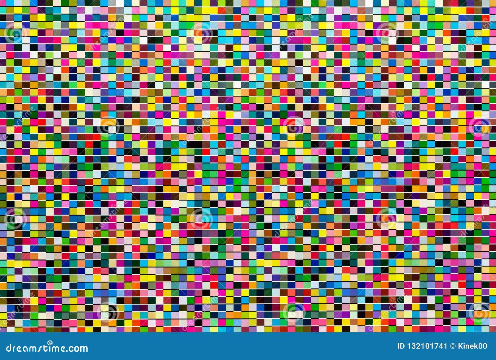 Αφηρημένο, ζωηρόχρωμο σχέδιο υποβάθρου Ζωηρά και φωτεινά χρώματα