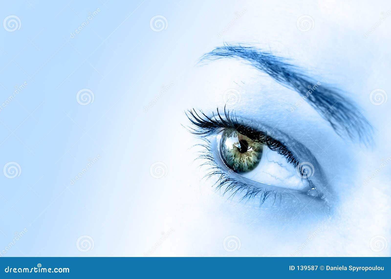 αφηρημένο μάτι