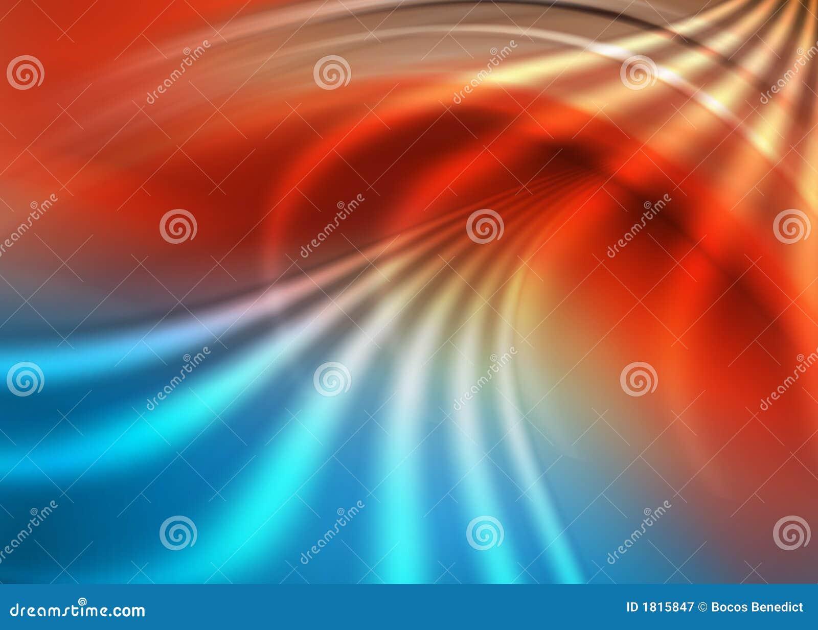αφηρημένο μπλε κόκκινο