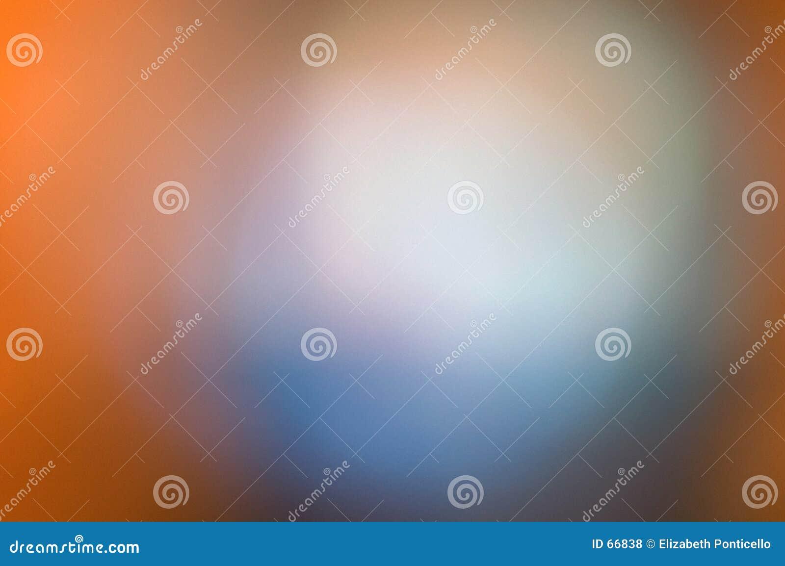 αφηρημένο μπλε πορτοκάλι