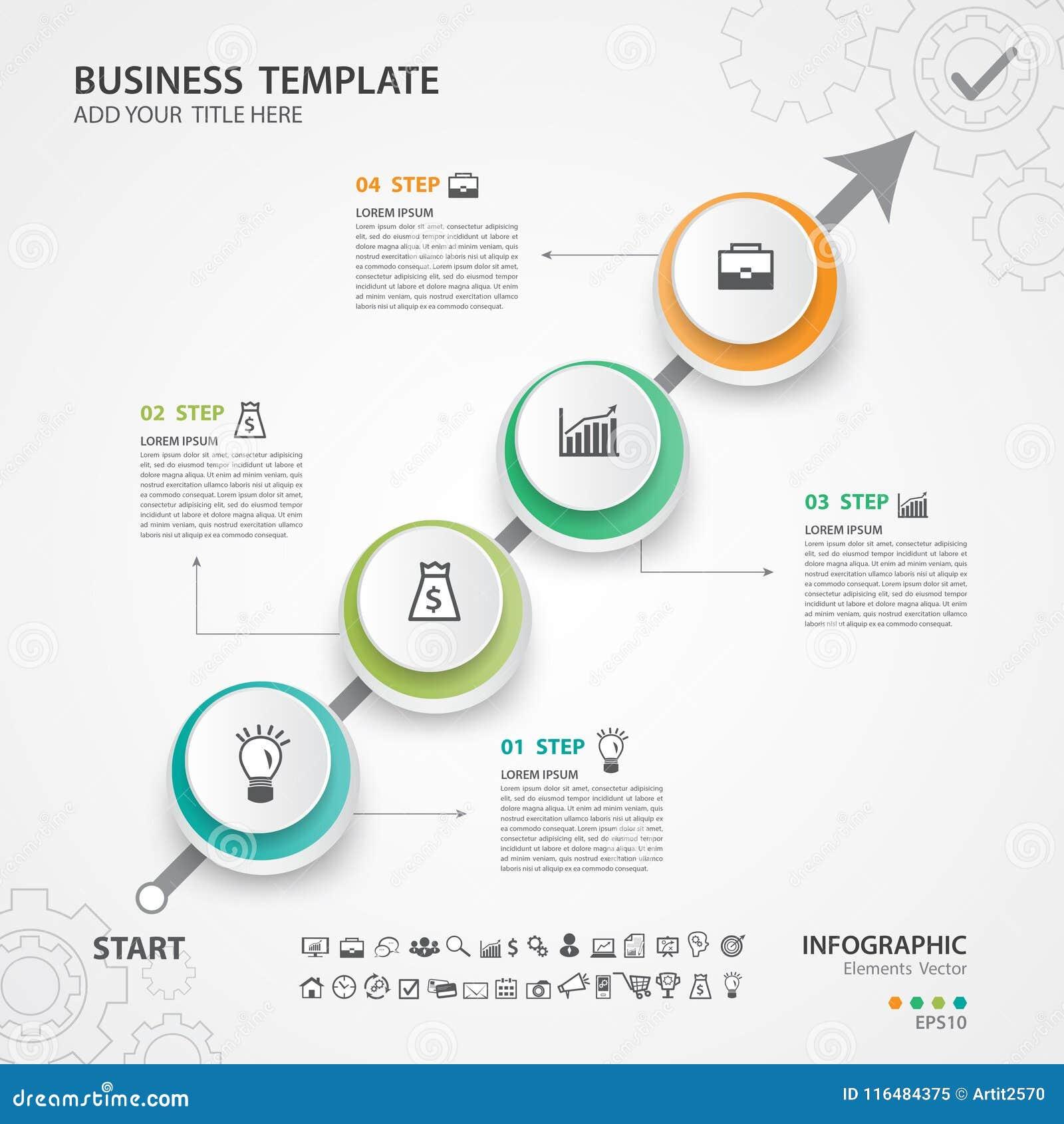 Αφηρημένο πρότυπο επιλογών αριθμού infographics, διανυσματική απεικόνιση, Ιστός γραφικός, παρουσίαση, διάγραμμα, διάγραμμα διαδικ