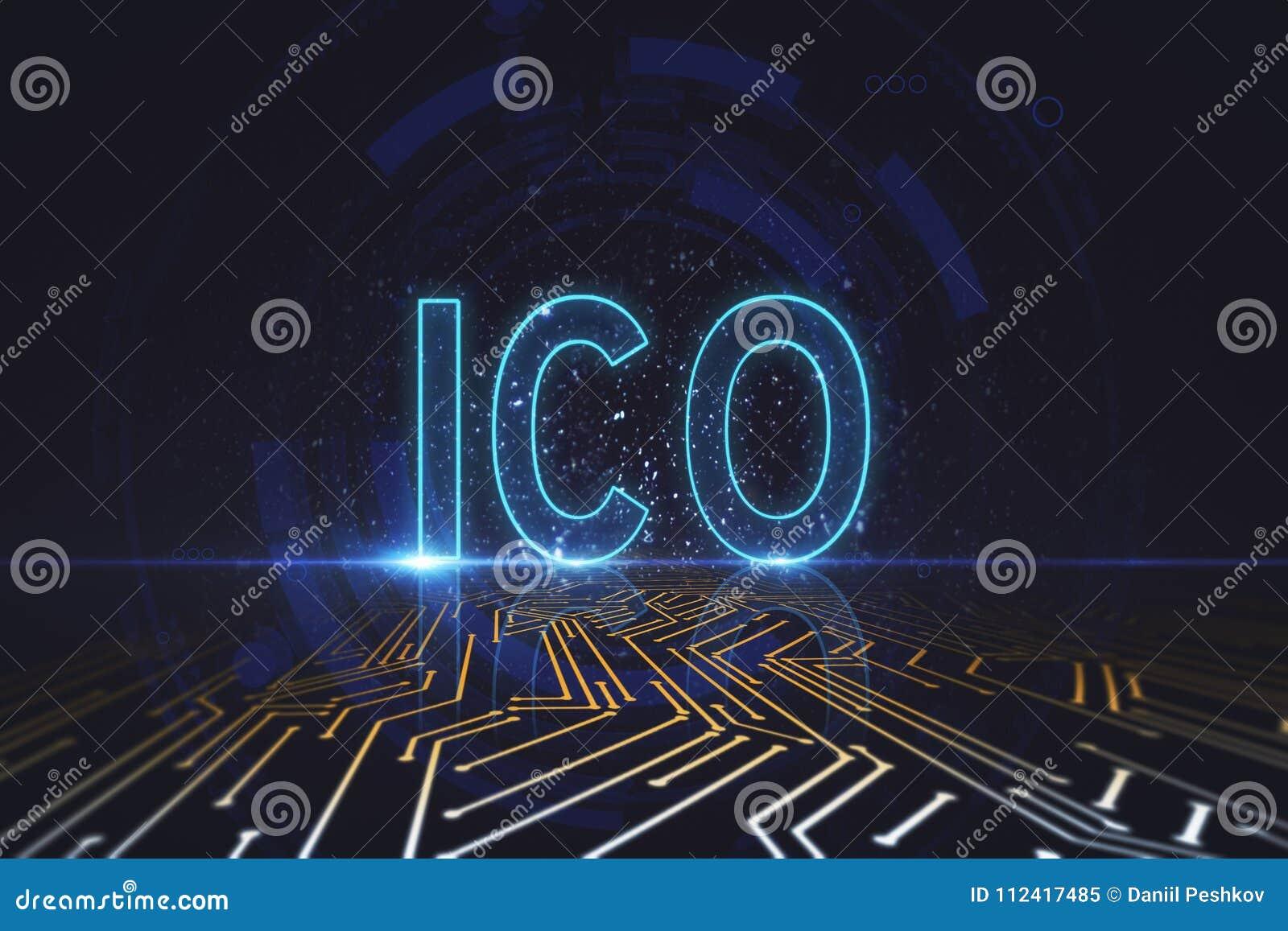 Αφηρημένο σκηνικό ICO