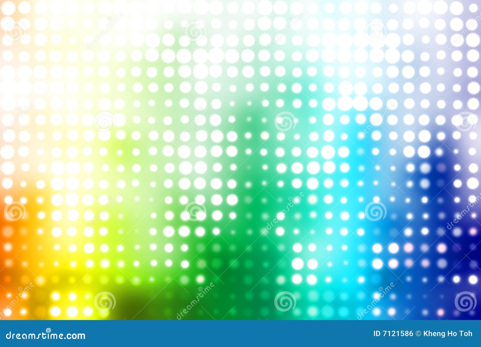 αφηρημένο συμβαλλόμενο μέρος disco ανασκόπησης ζωηρόχρωμο καθιερώνον τη μόδα
