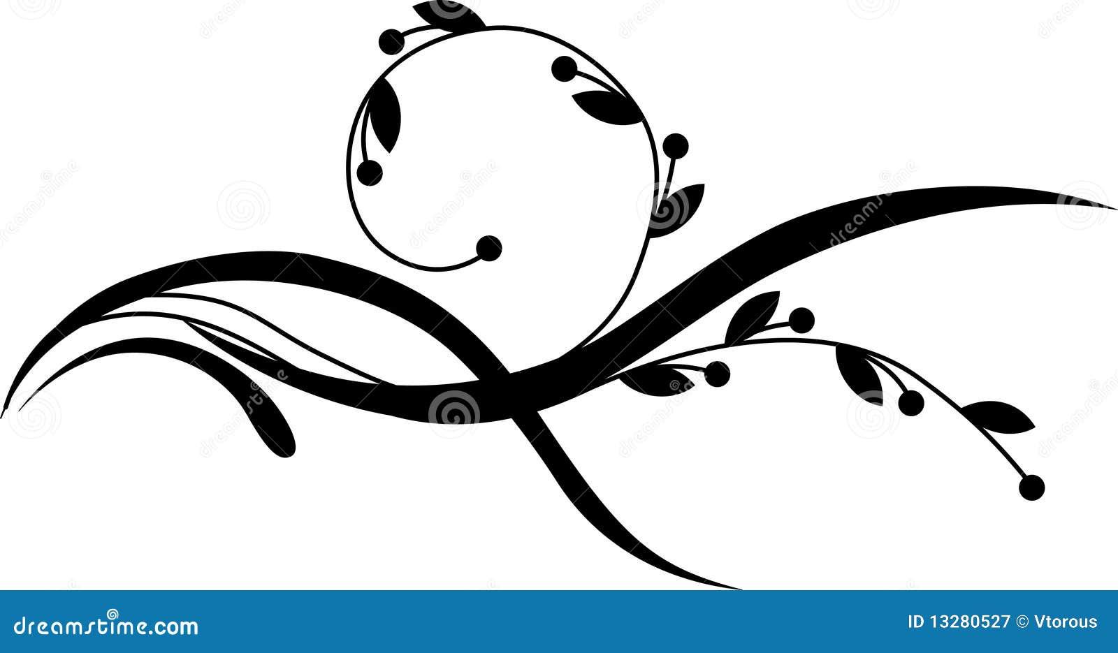 αφηρημένο σχέδιο floral