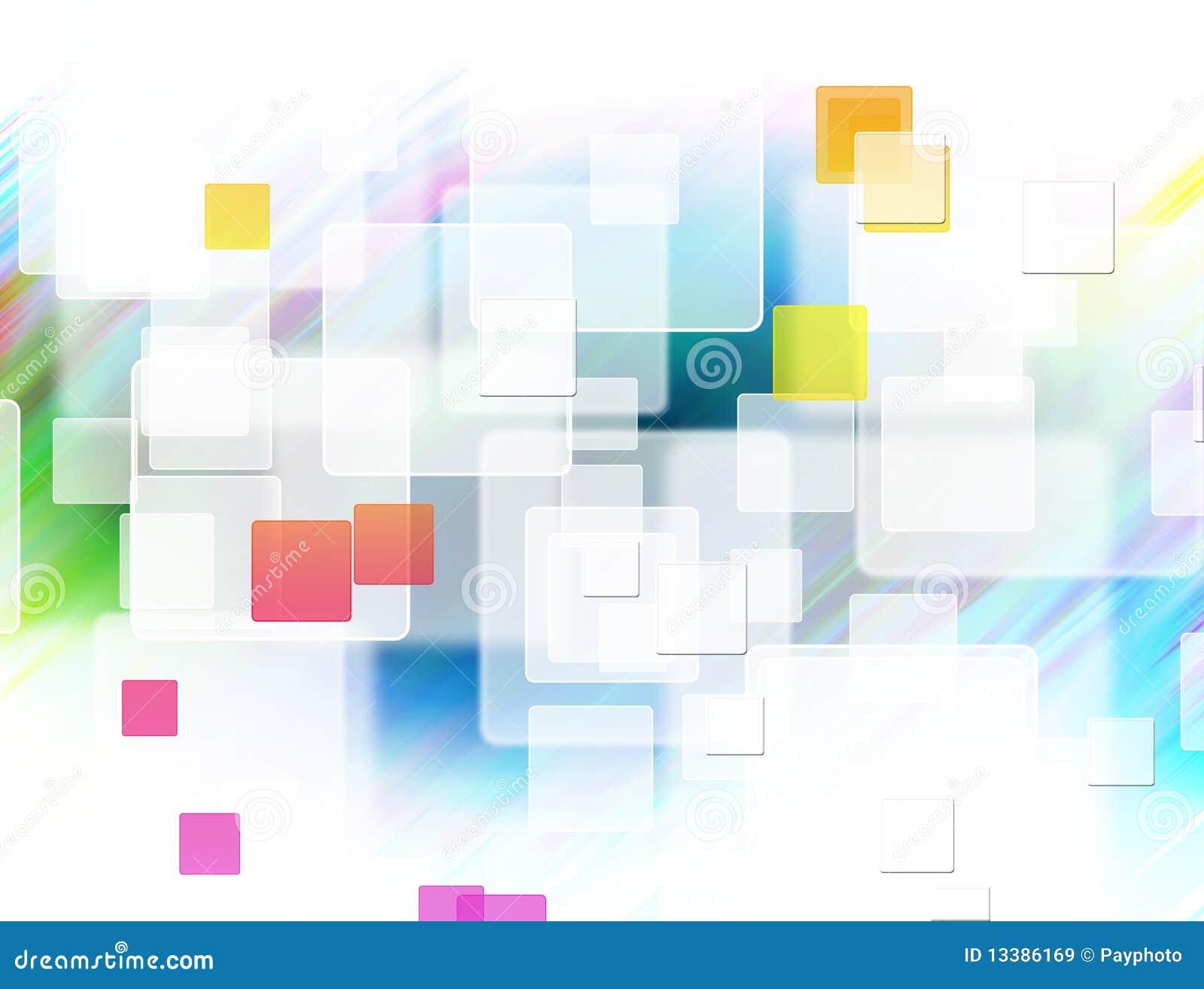 αφηρημένο τετράγωνο μορφή&sigmaf