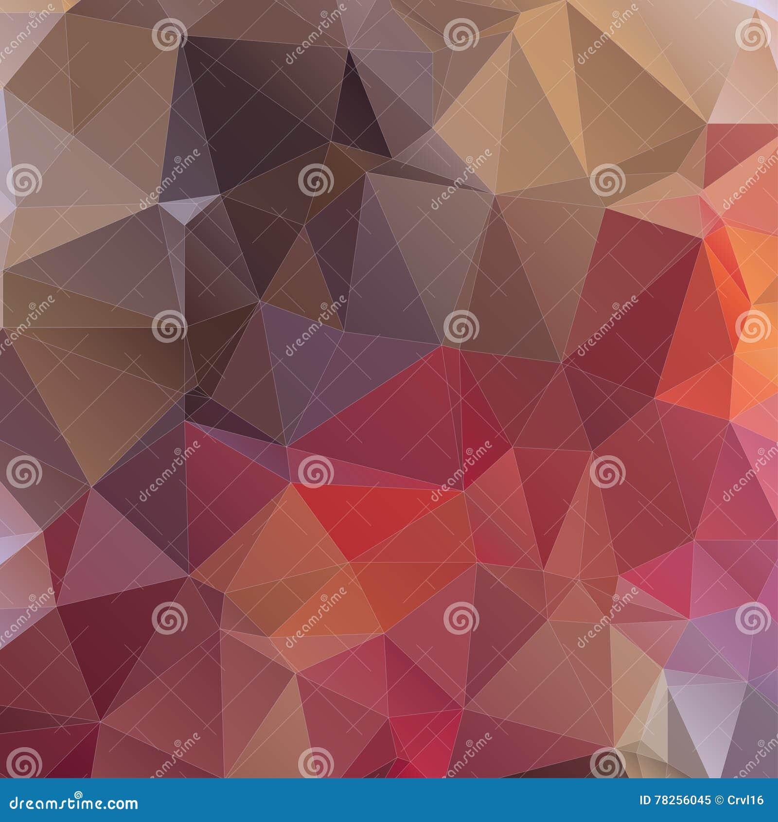αφηρημένο τρίγωνο ανασκόπη&si