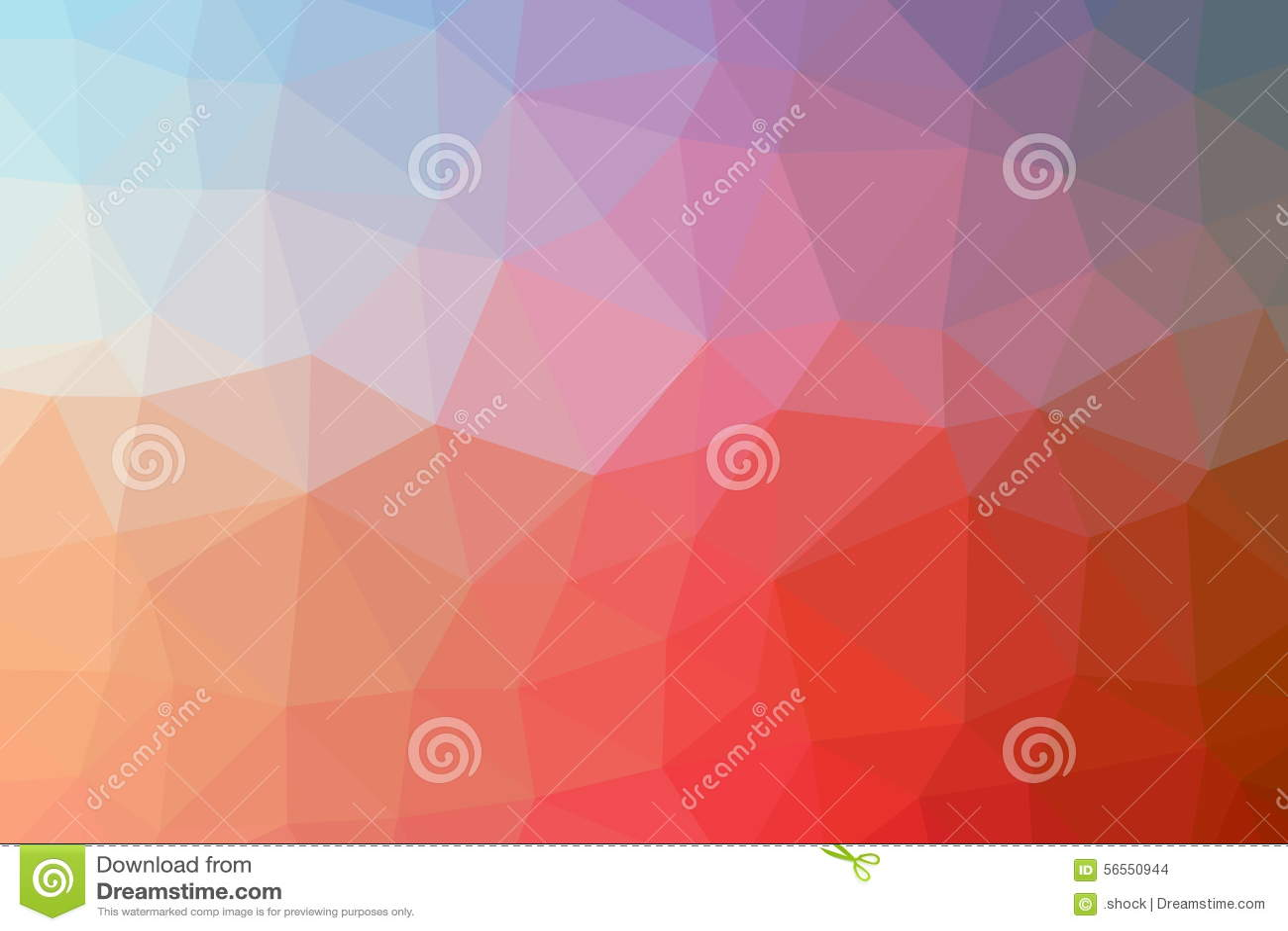 Download Αφηρημένο χαμηλό πολυ υπόβαθρο Απεικόνιση αποθεμάτων - εικονογραφία από σχεδιάγραμμα, βακκινίων: 56550944