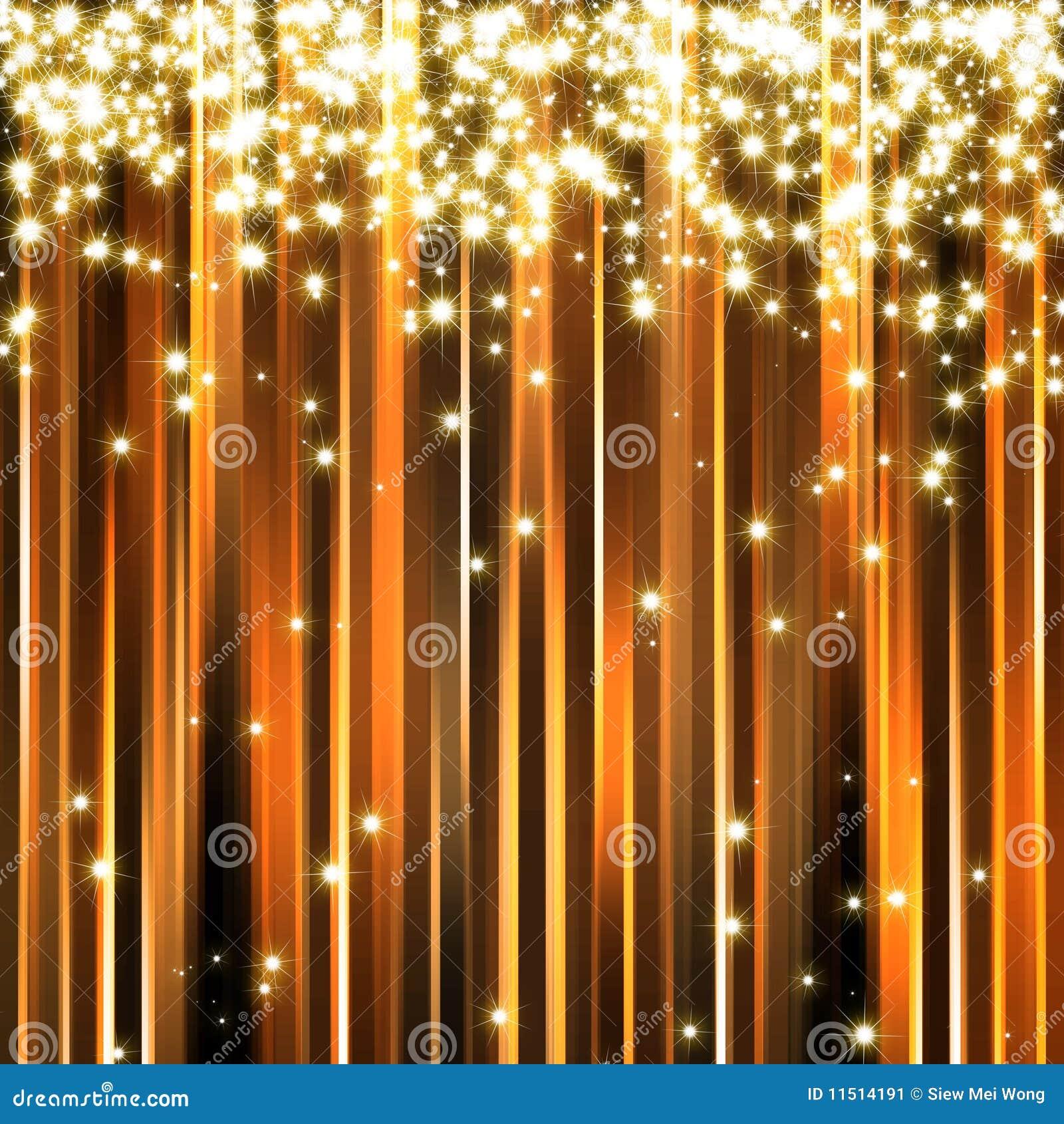 αφηρημένο χρυσό σπινθήρισμ&alph